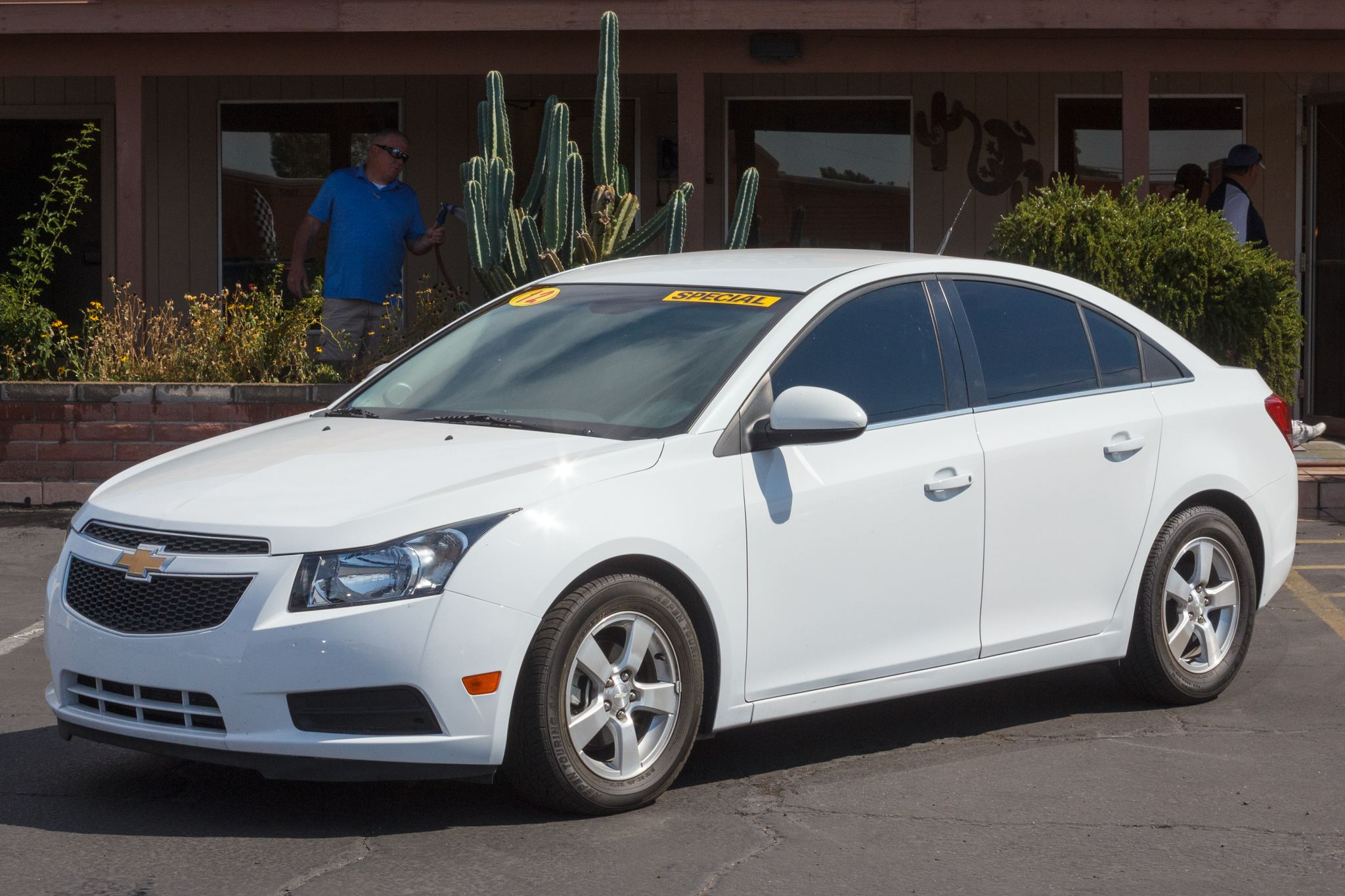 Photo of 2012 Chevrolet Cruze 4d Sedan LT1