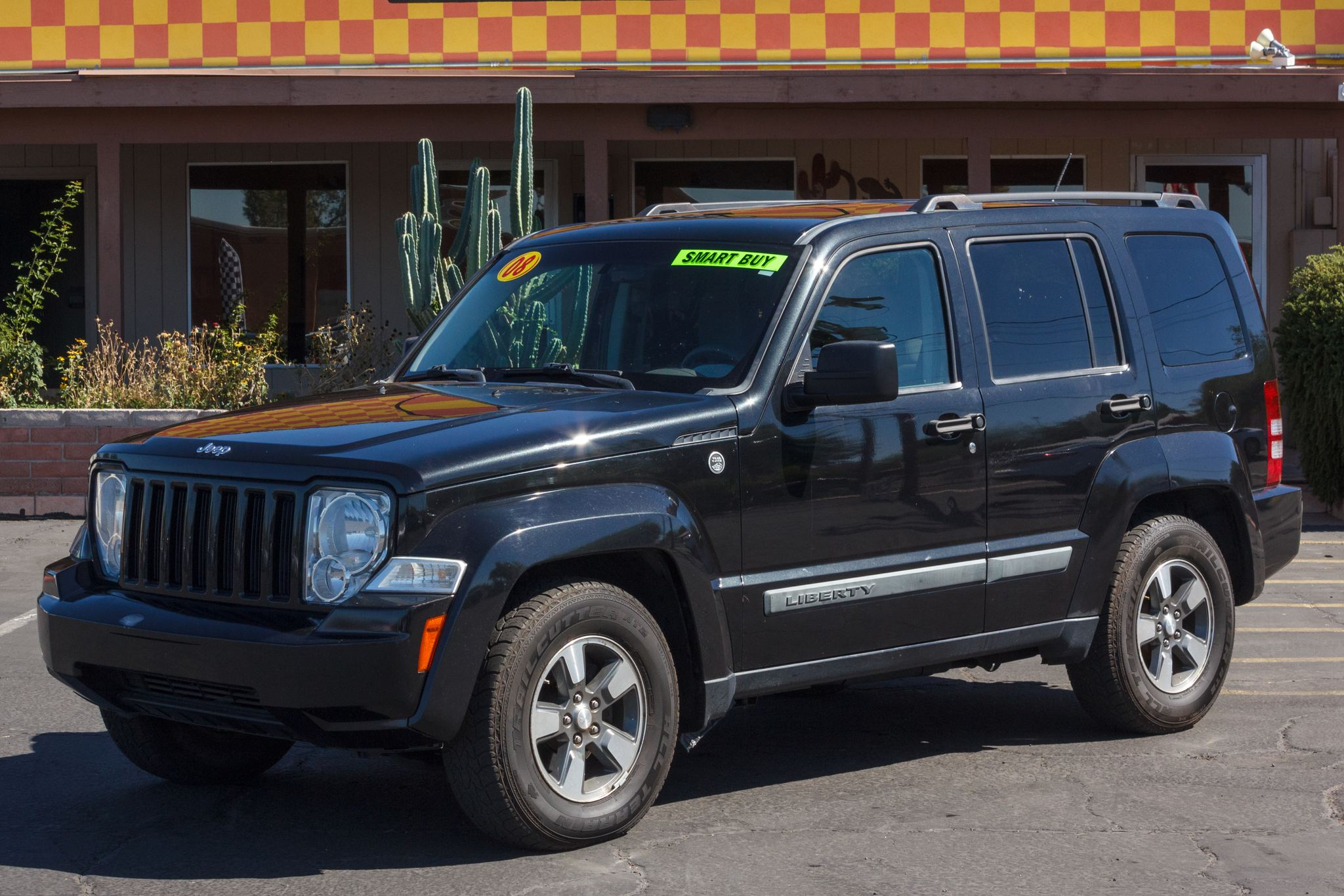 Photo of 2008 Jeep Liberty 4WD 4d Wagon Sport