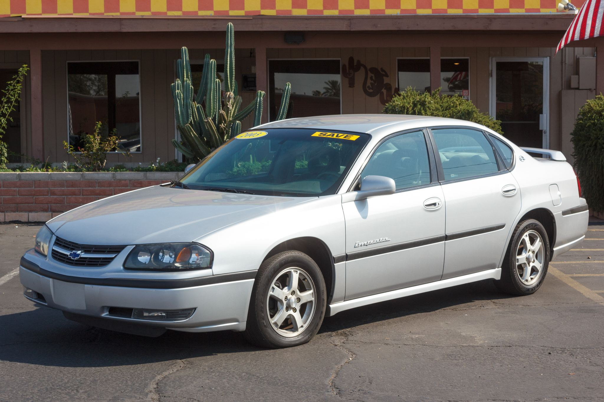 Photo of 2003 Chevrolet Impala 4d Sedan LS