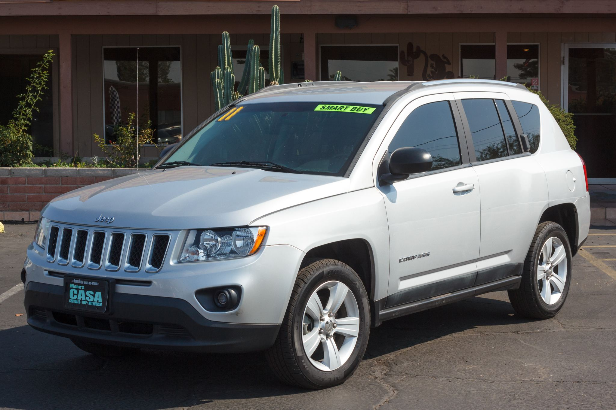 Photo of 2011 Jeep Compass 4d SUV FWD