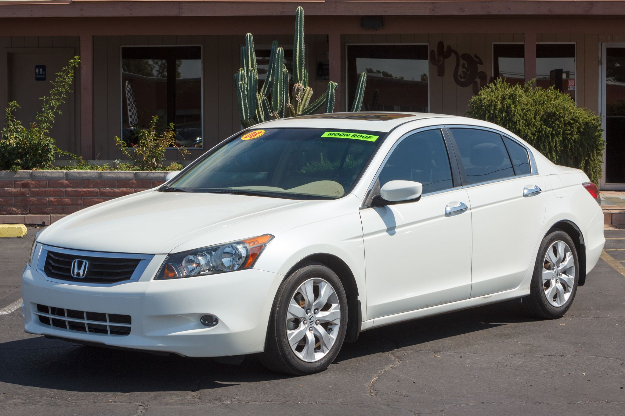 Photo of 2008 Honda Accord Sedan 4d Sedan EX-L V6