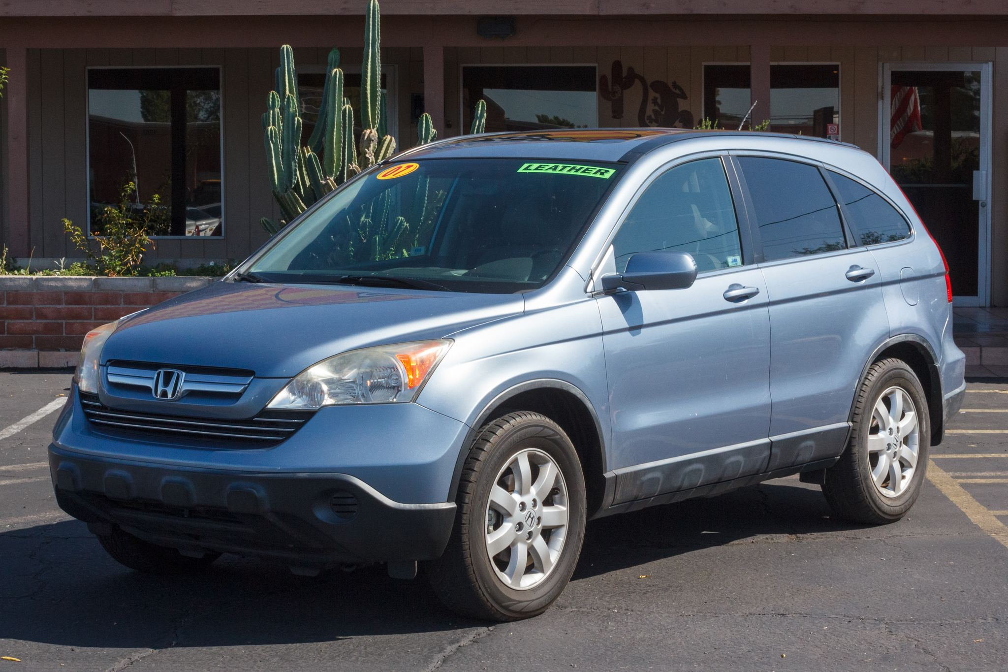 Photo of 2007 Honda CR-V 4d SUV FWD EX-L