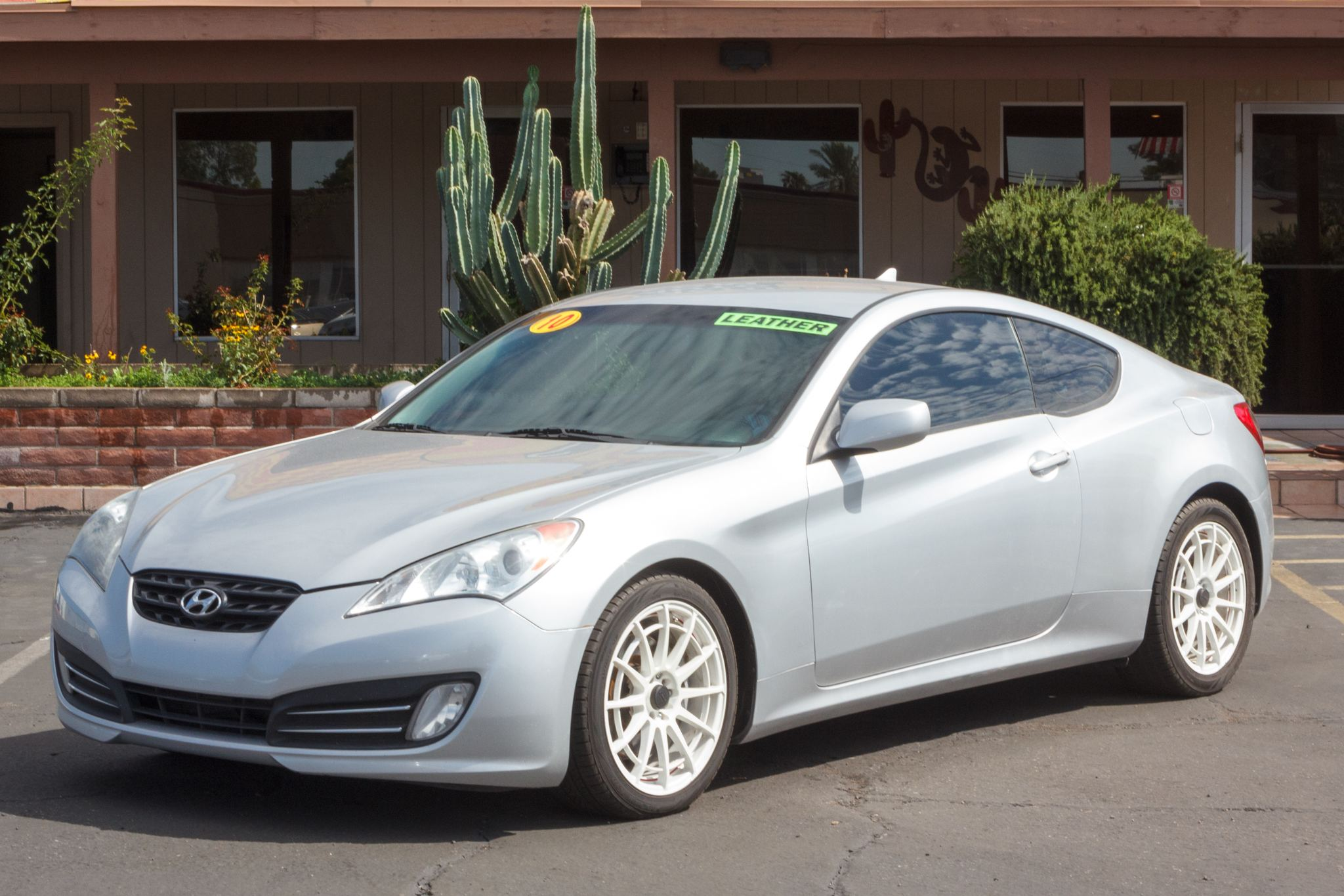 Photo of 2010 Hyundai Genesis Coupe 2d Coupe 3.8L Auto
