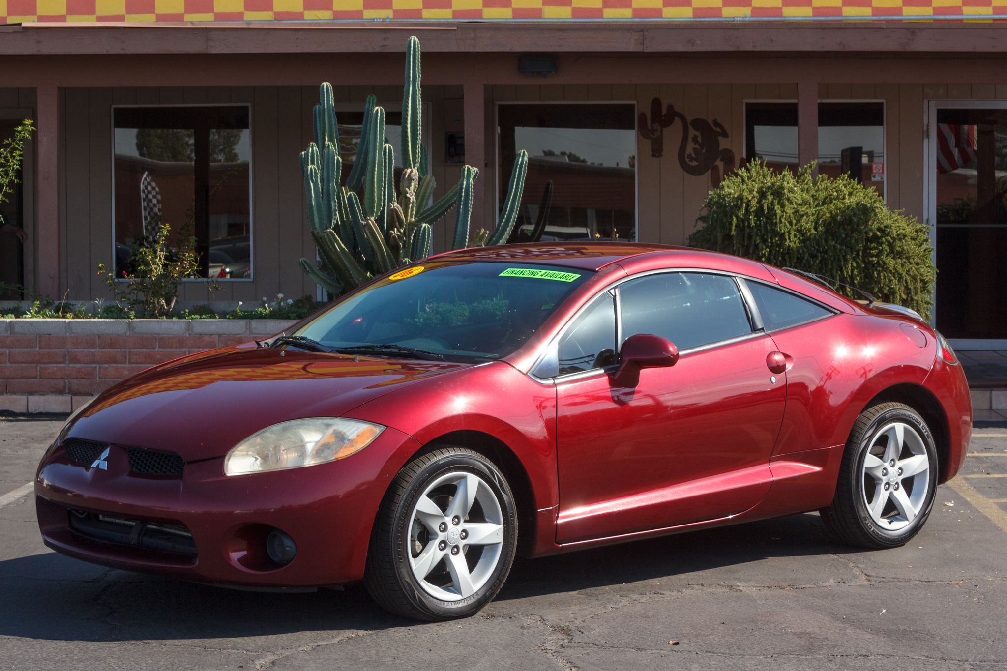 Photo of 2006 Mitsubishi Eclipse 2d Coupe GS Auto