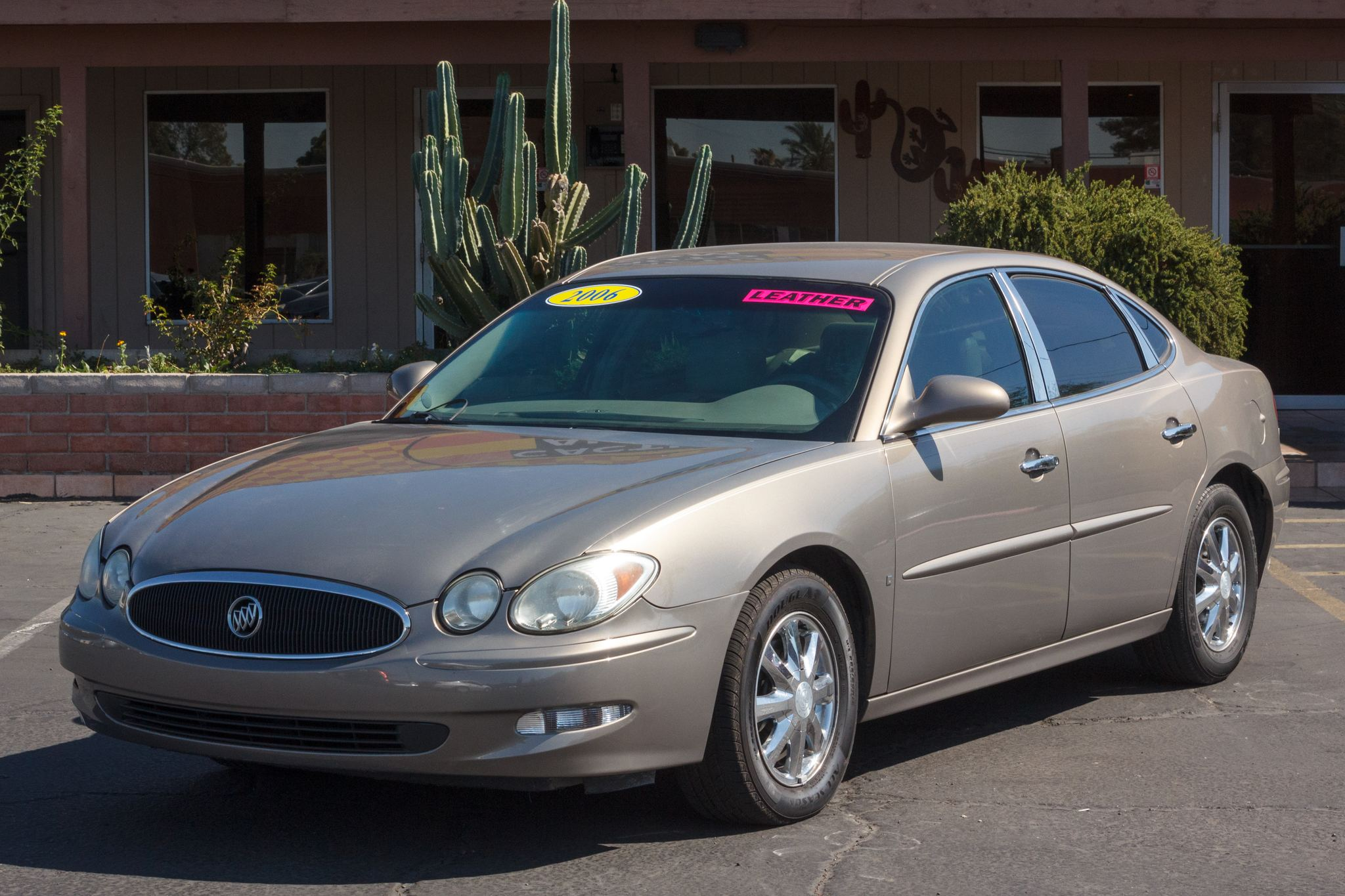 Photo of 2006 Buick LaCrosse 4d Sedan CXL