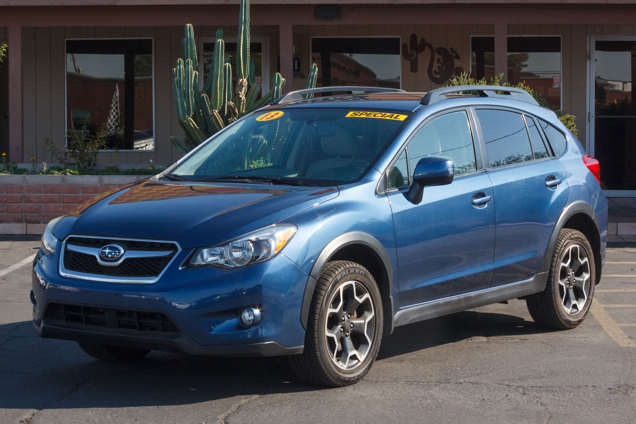 Photo of 2013 Subaru XV Crosstrek 4d SUV Premium CVT