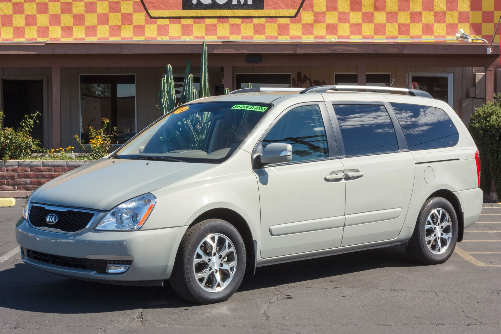 Photo of 2014 Kia Sedona 4d Wagon LX