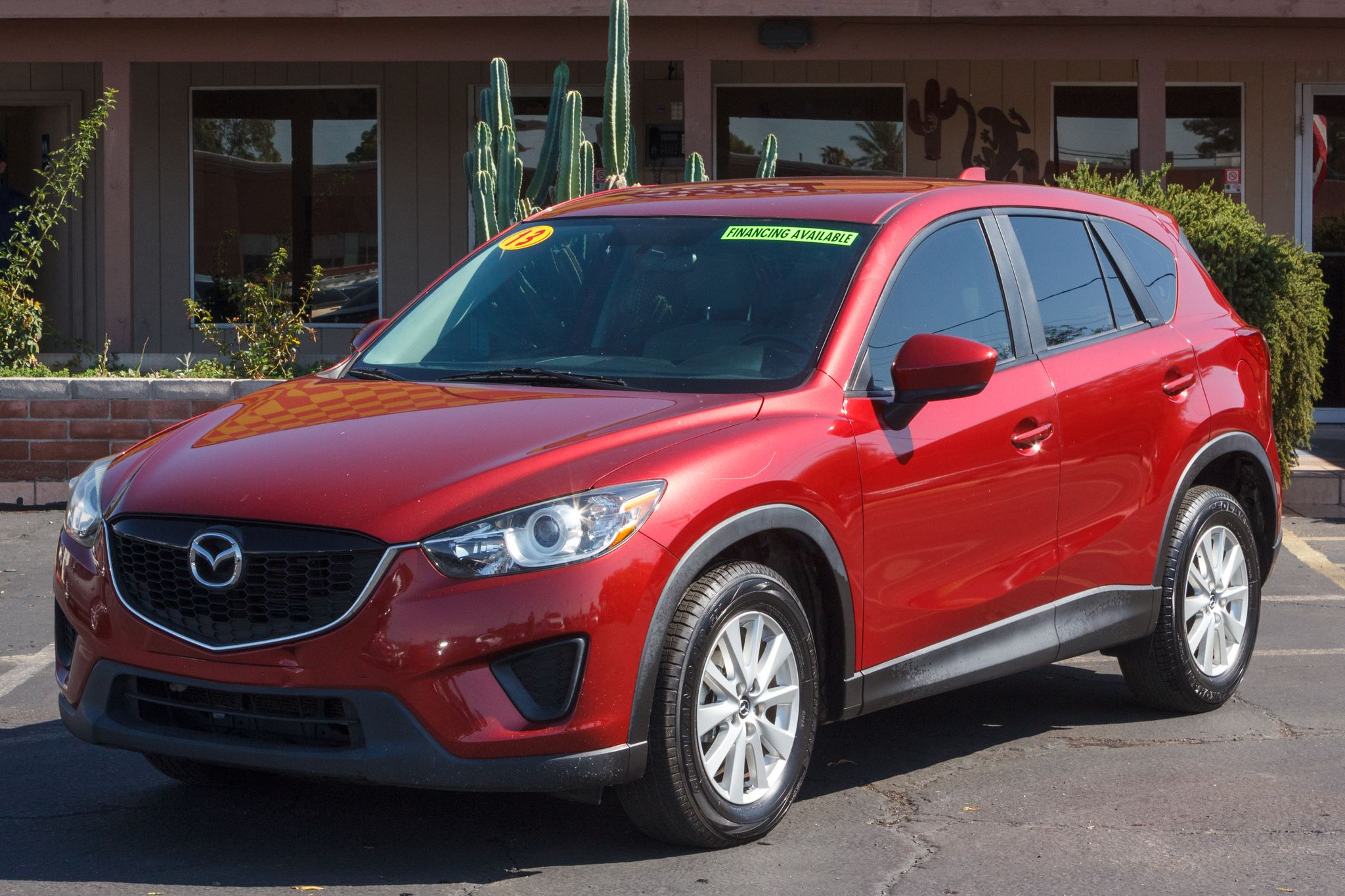 Photo of 2013 Mazda CX-5 4d SUV FWD Sport Auto