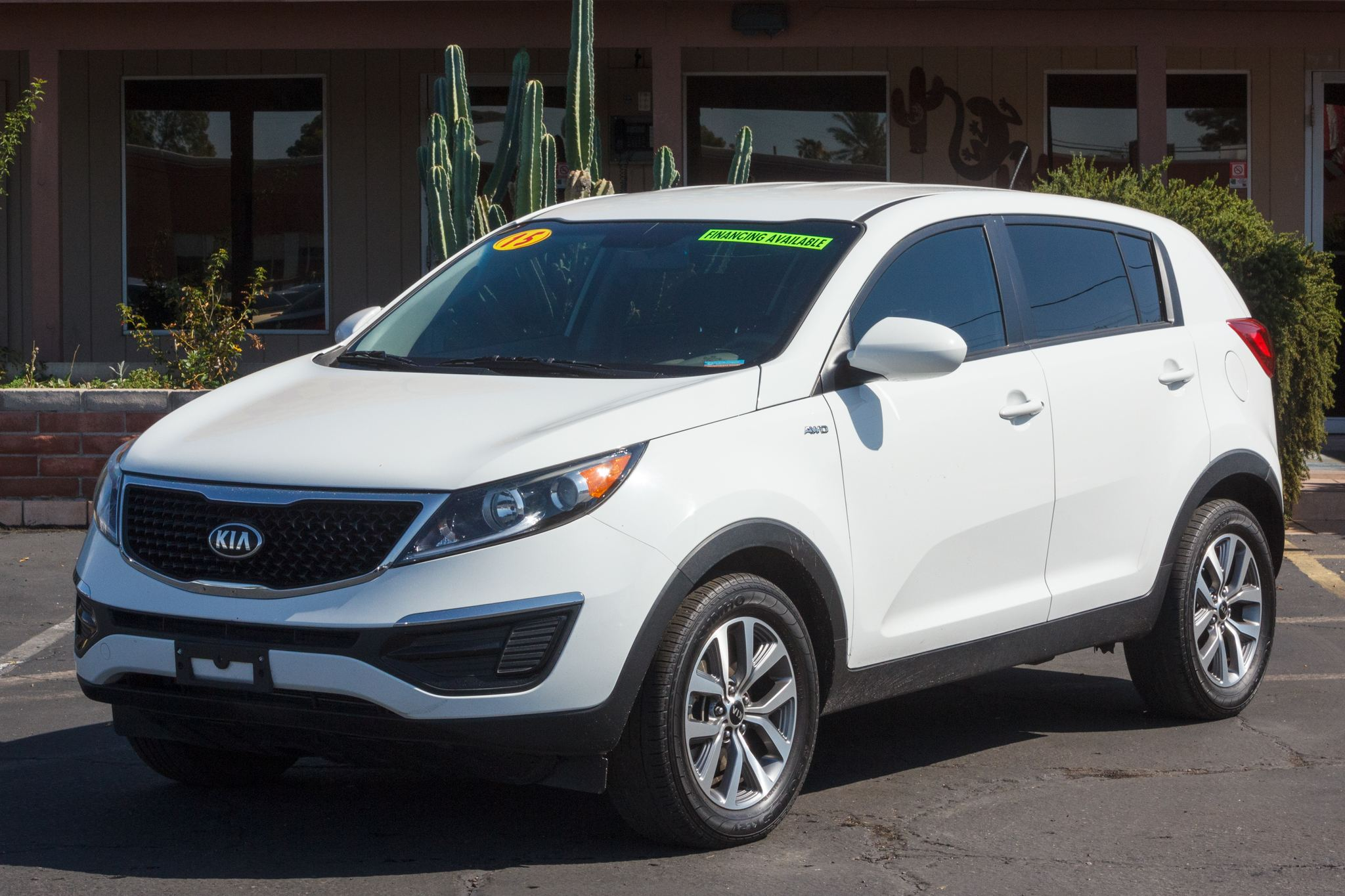 Photo of 2015 Kia Sportage 4d SUV AWD LX