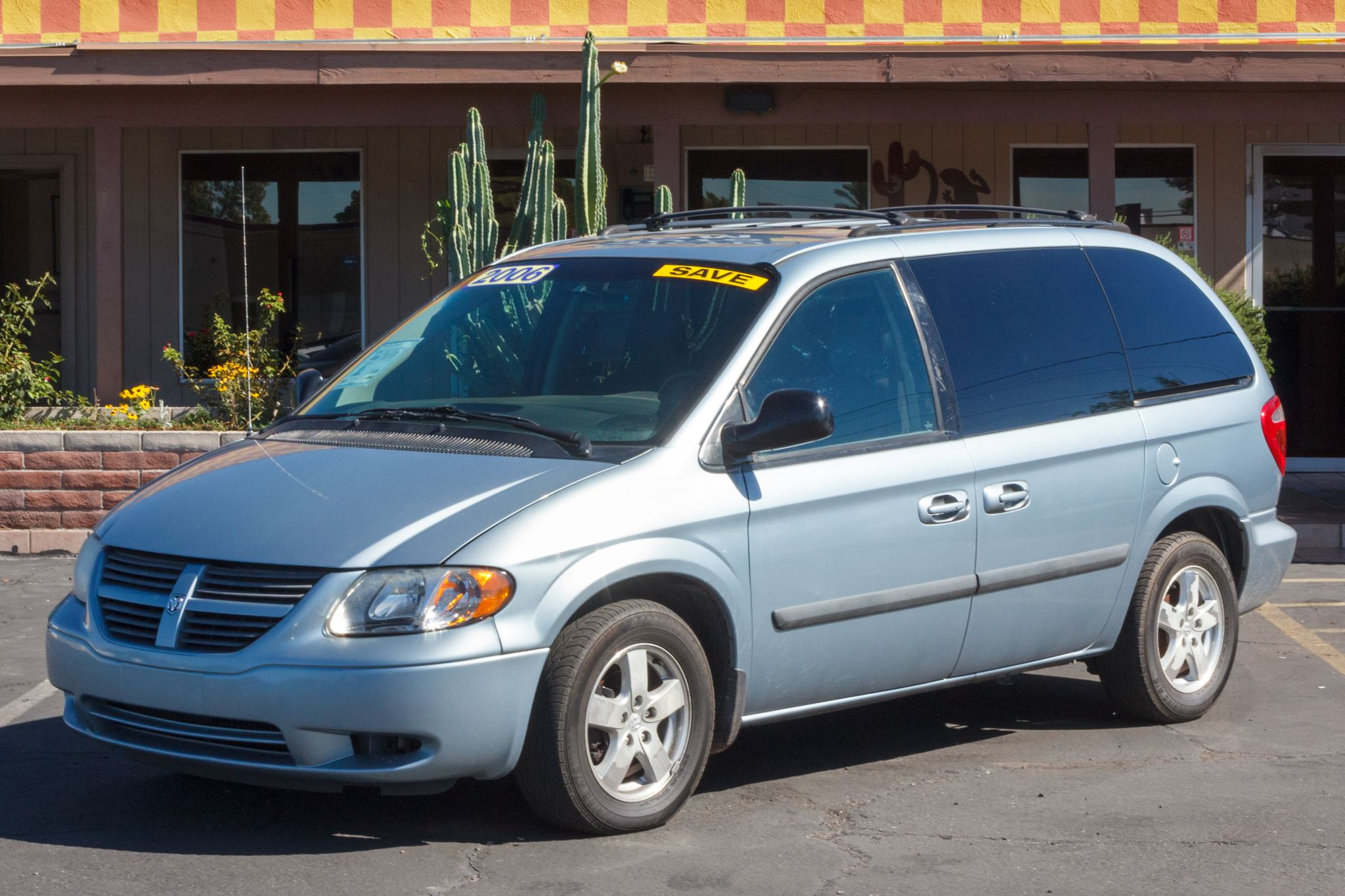 Photo of 2006 Dodge Caravan 4d Wagon SXT