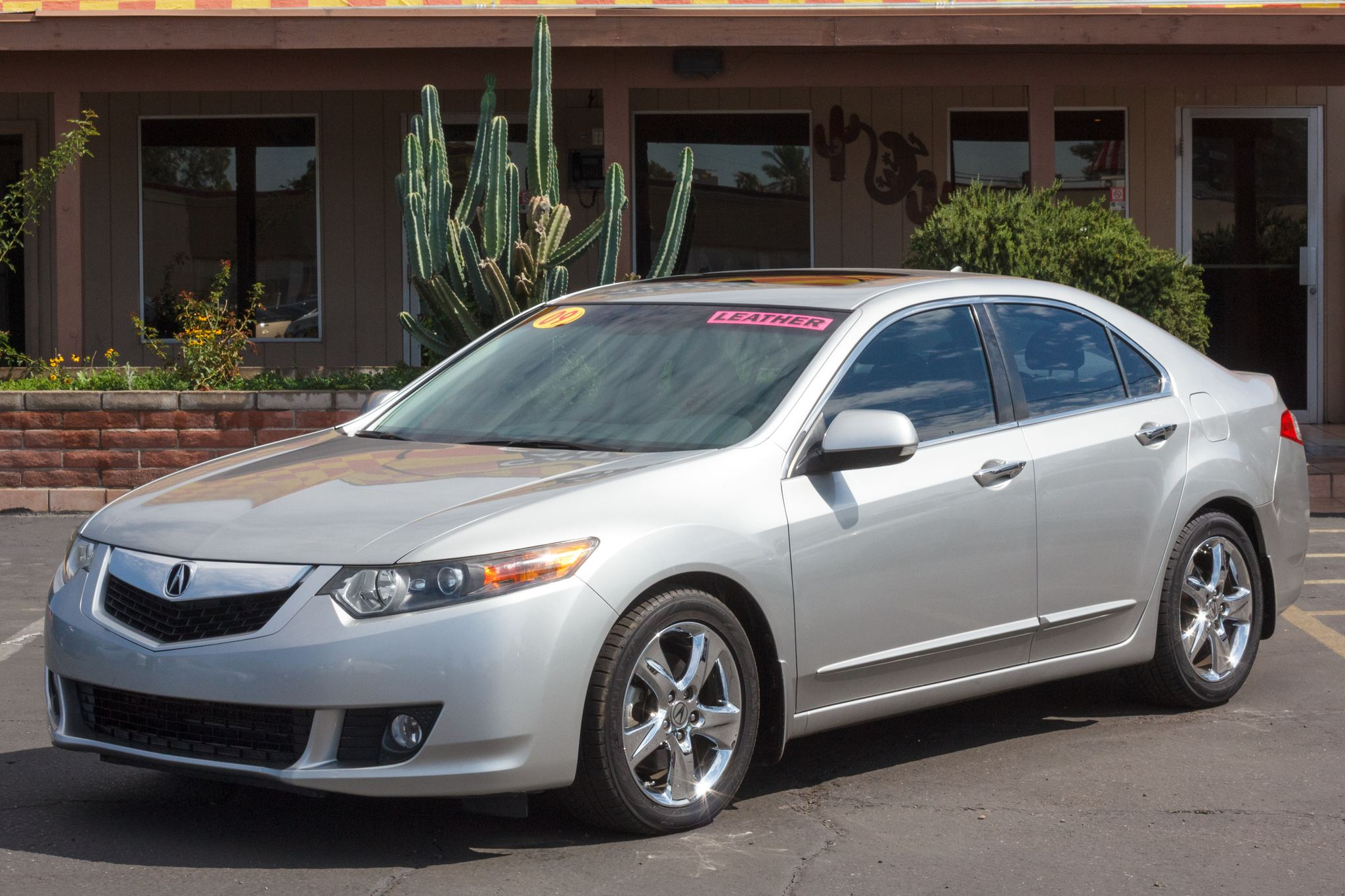Photo of 2009 Acura TSX 4d Sedan Auto