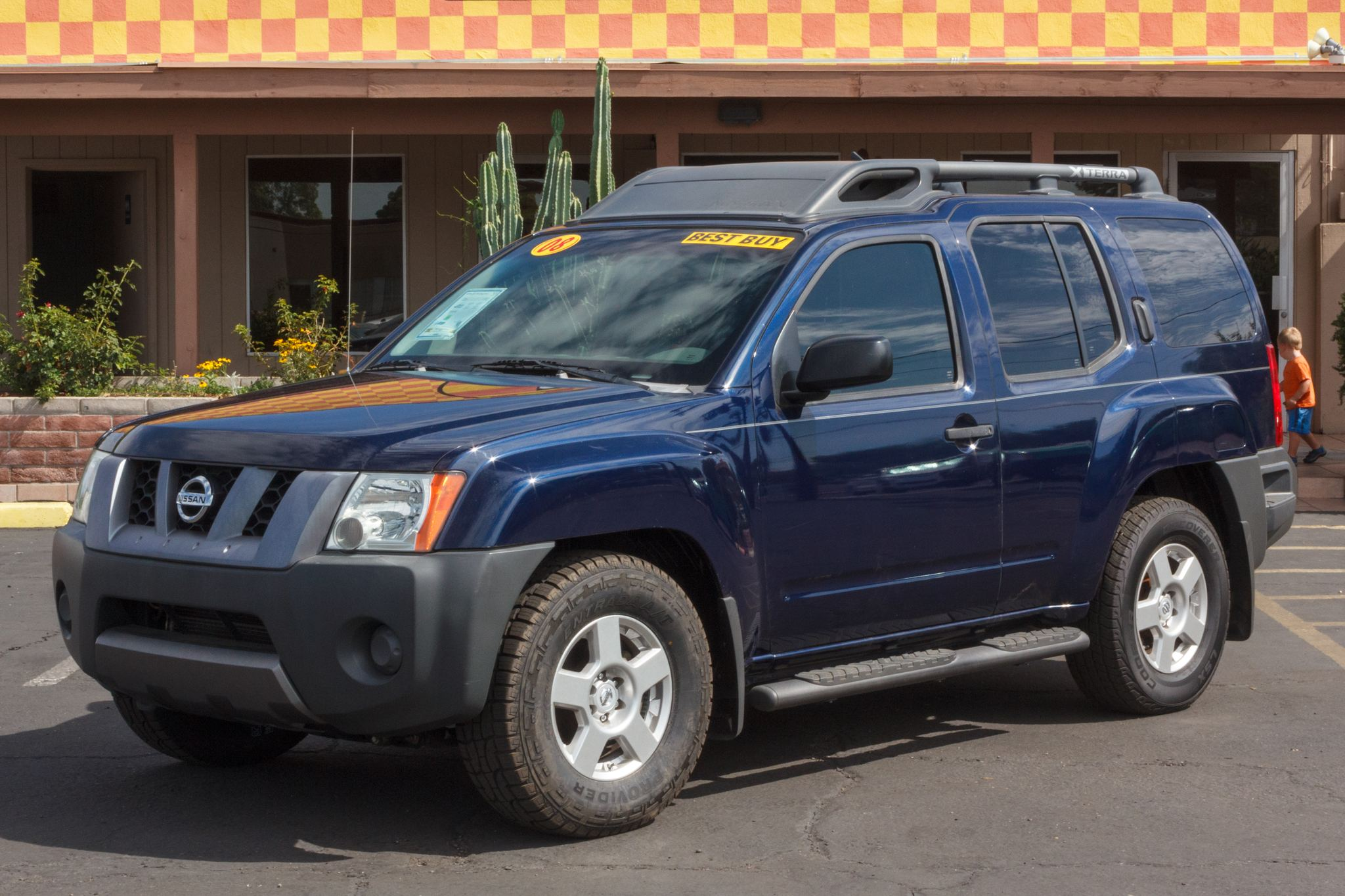 Photo of 2008 Nissan Xterra 4d SUV RWD X Auto