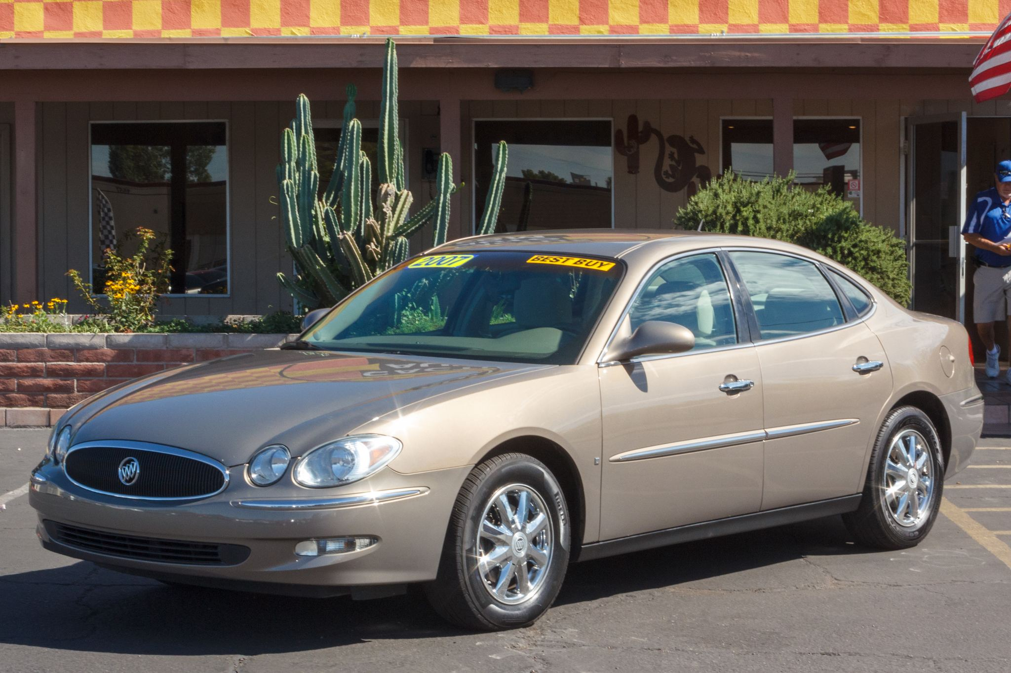 Photo of 2007 Buick LaCrosse 4d Sedan CX