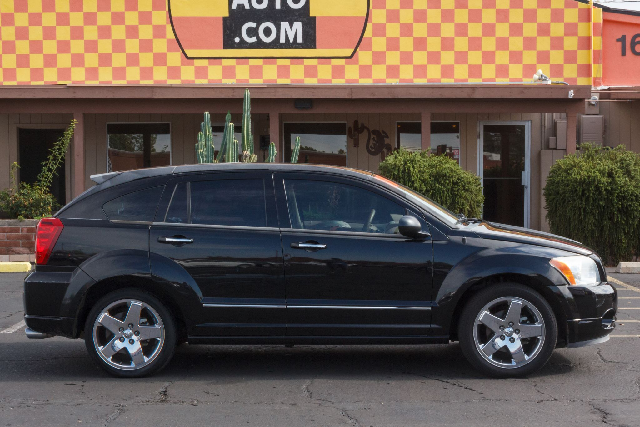 Photo of 2007 Dodge Caliber 4d Wagon RT