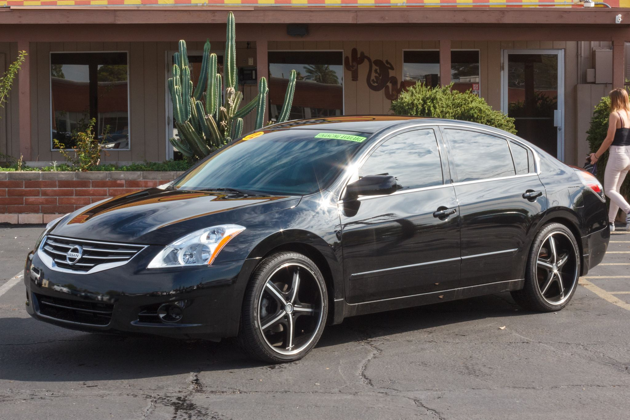 Photo of 2012 Nissan Altima 4d Sedan S