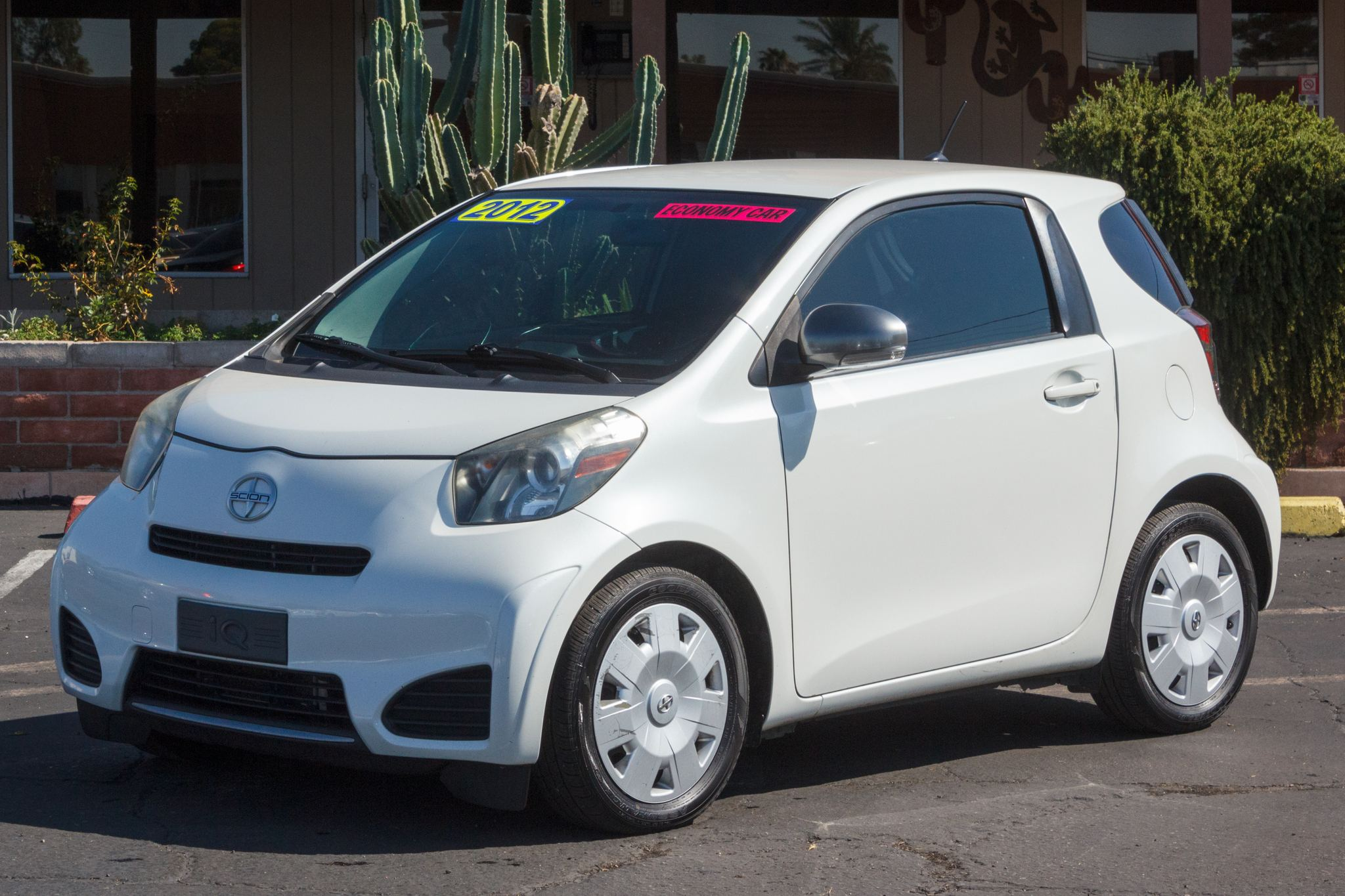 Photo of 2012 Scion iQ 2d Hatchback