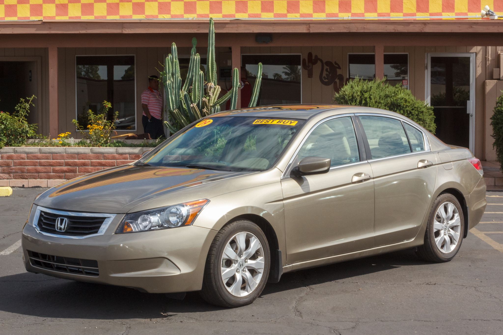 Photo of 2009 Honda Accord Sedan 4d Sedan EX-L Auto