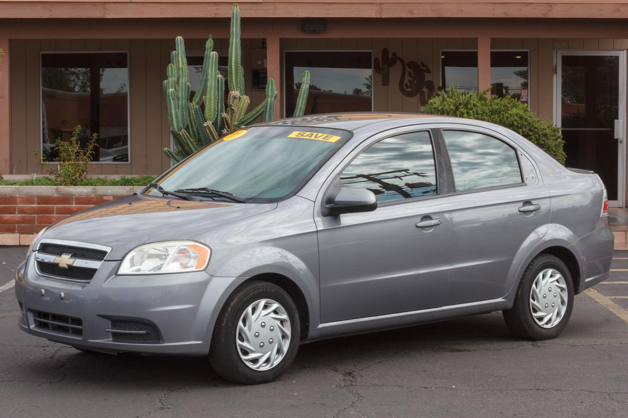 Photo of 2010 Chevrolet Aveo 4d Sedan LT1