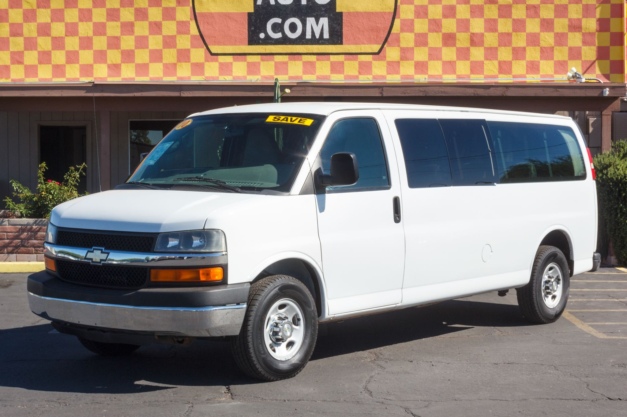 Photo of 2010 Chevrolet Express Wagon 3500 Ext Wagon LT