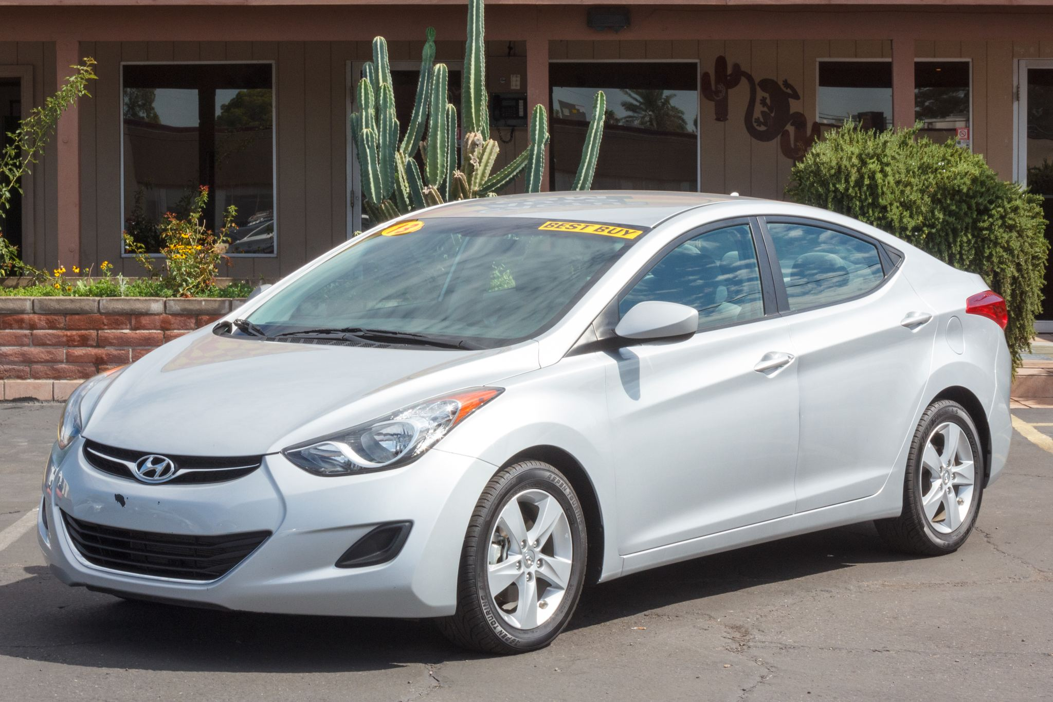 Photo of 2013 Hyundai Elantra 4d Sedan GLS Auto