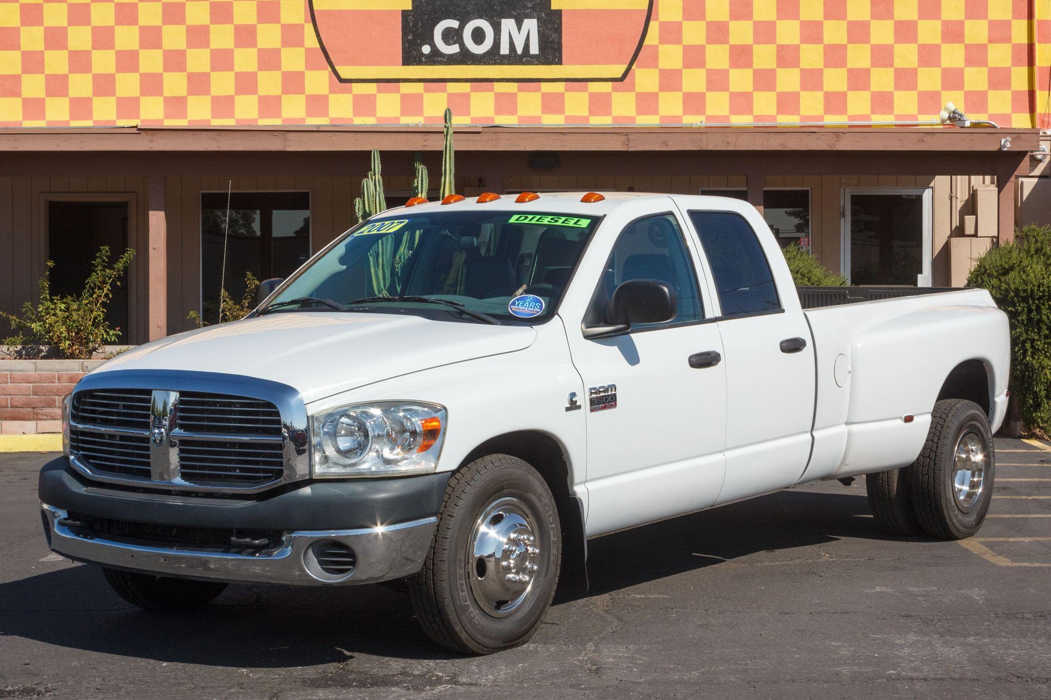 Photo of 2007 Dodge Ram 3500 2WD Quad Cab ST DRW Diesel