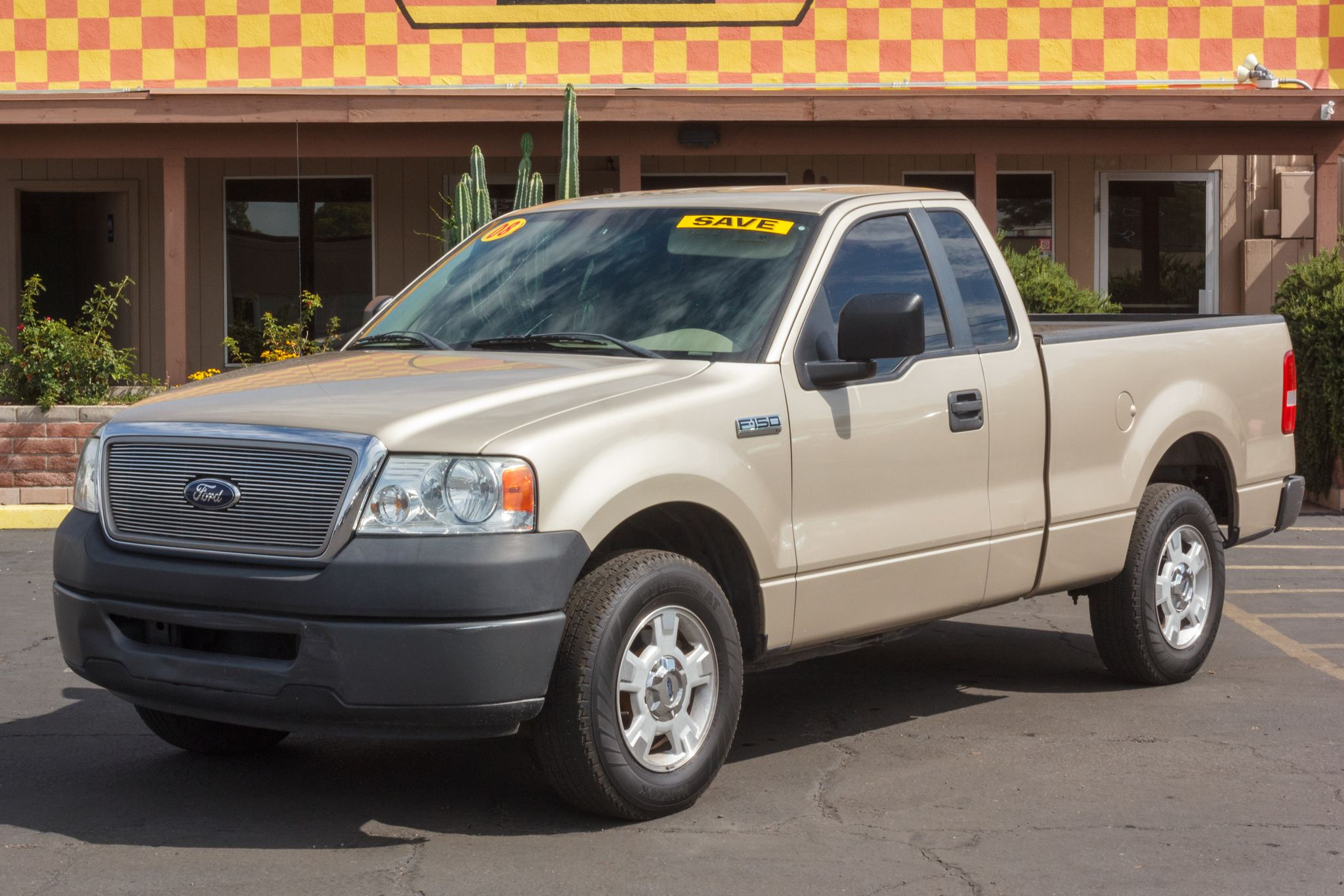 Photo of 2008 Ford F150 2WD Reg Cab XL