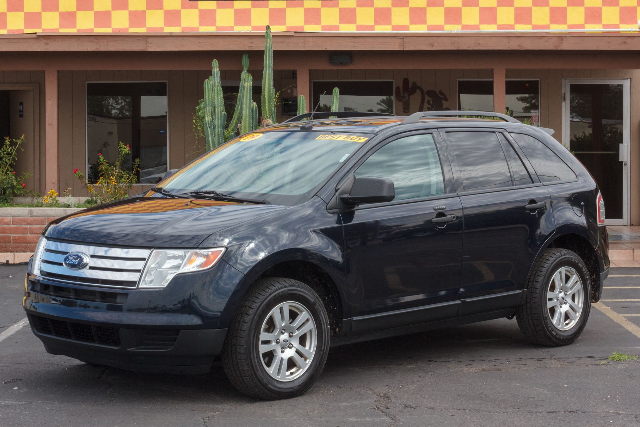 Photo of 2009 Ford Edge 4d SUV FWD SE