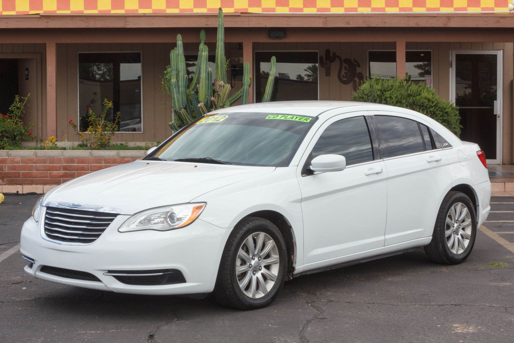 Photo of 2012 Chrysler 200 4d Sedan Touring