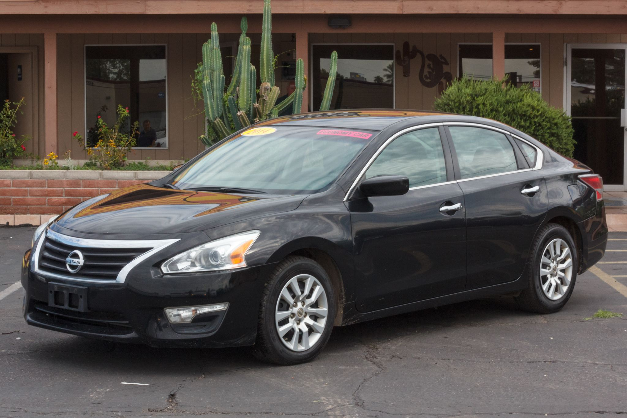 Photo of 2014 Nissan Altima 4d Sedan S 2.5L