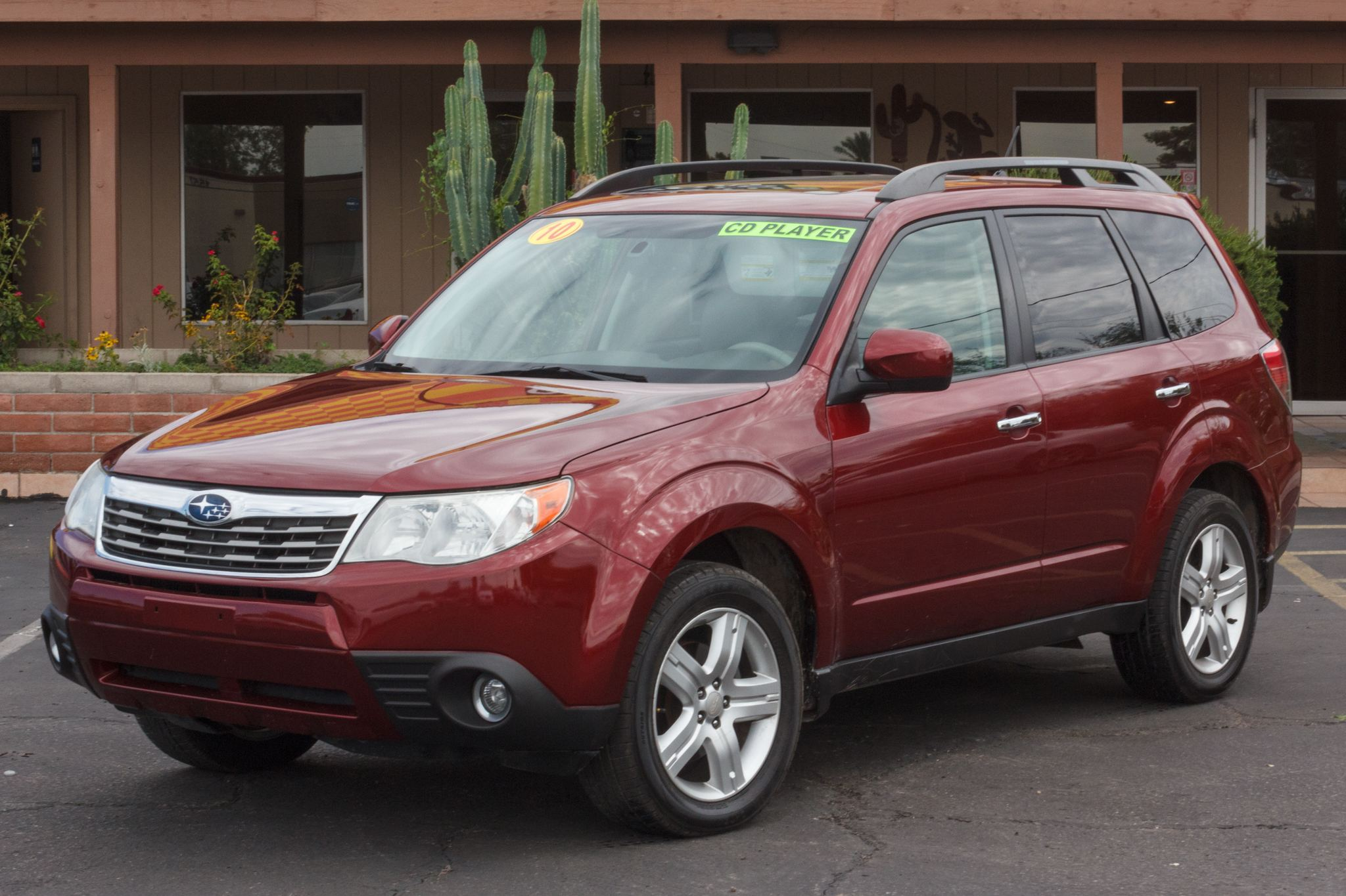 Photo of 2010 Subaru Forester 4d SUV X Limited