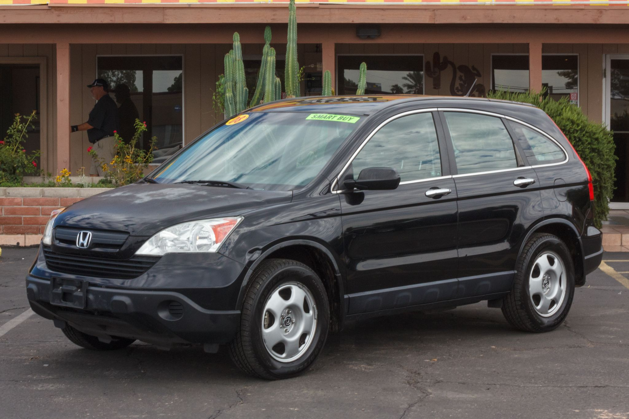 Photo of 2008 Honda CR-V 4d SUV FWD LX