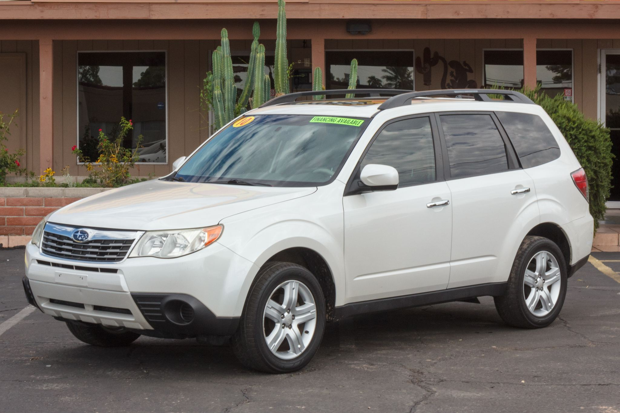 Photo of 2010 Subaru Forester 4d SUV X Premium Auto