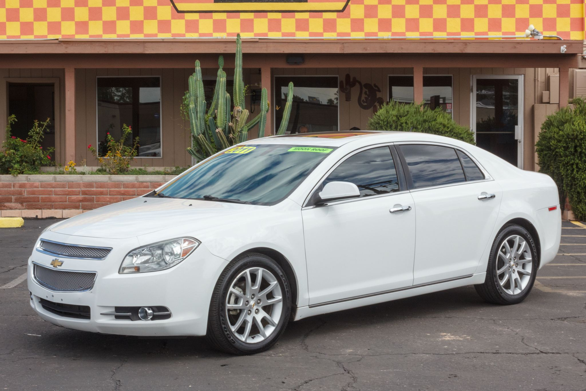 Photo of 2011 Chevrolet Malibu 4d Sedan LTZ (V6)