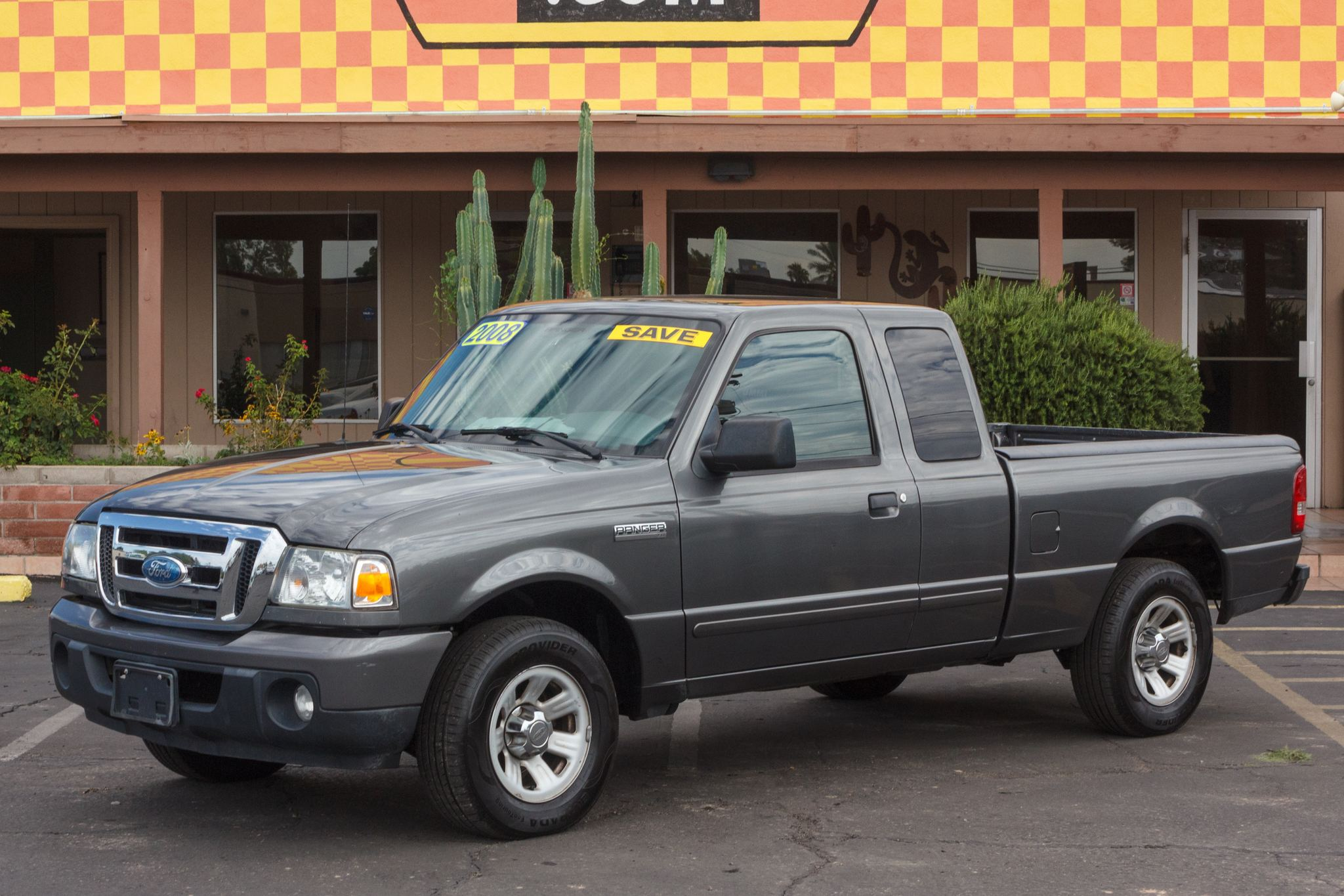 Photo of 2008 Ford Ranger 2WD Supercab XLT 4d