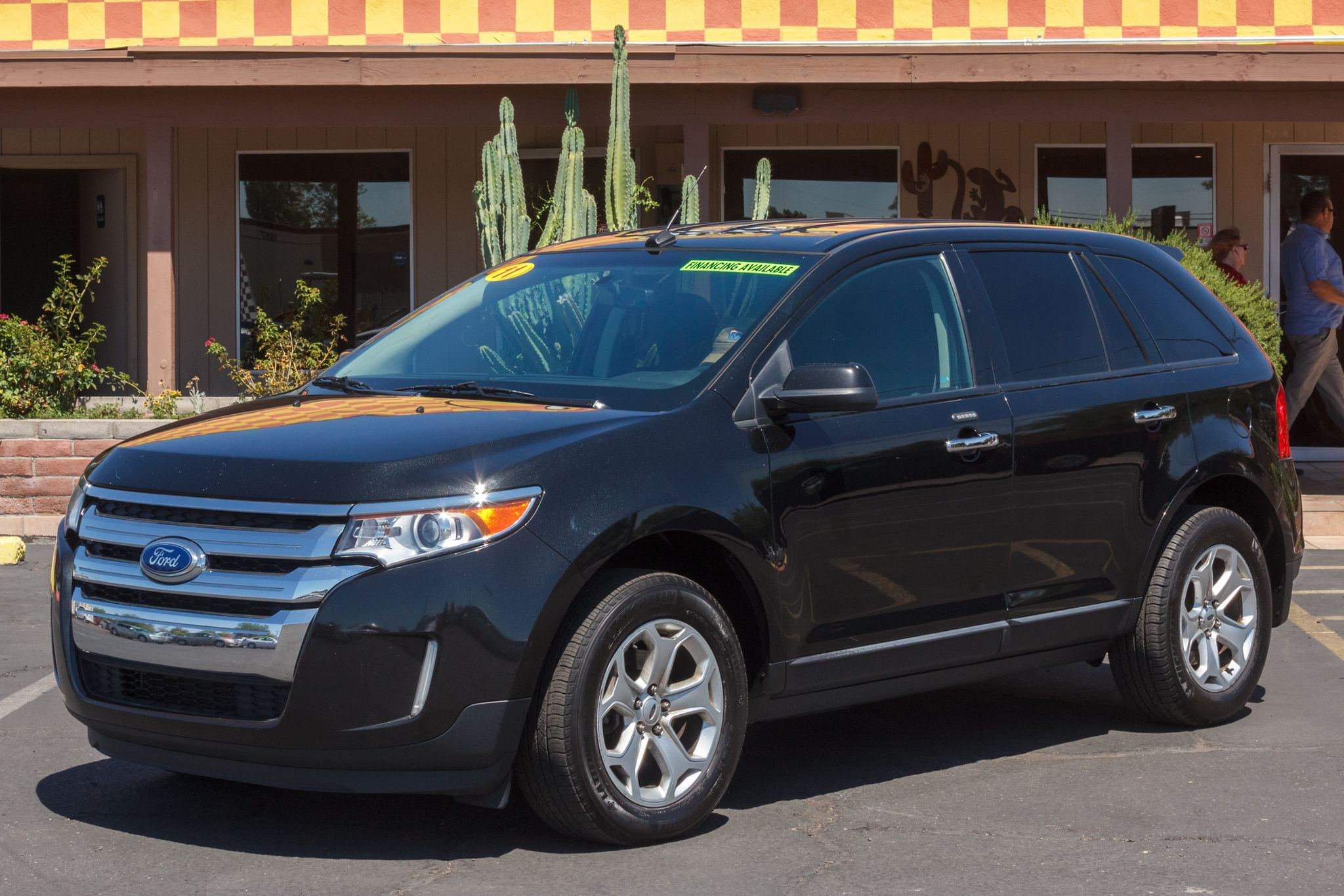 Photo of 2011 Ford Edge 4d SUV FWD SEL