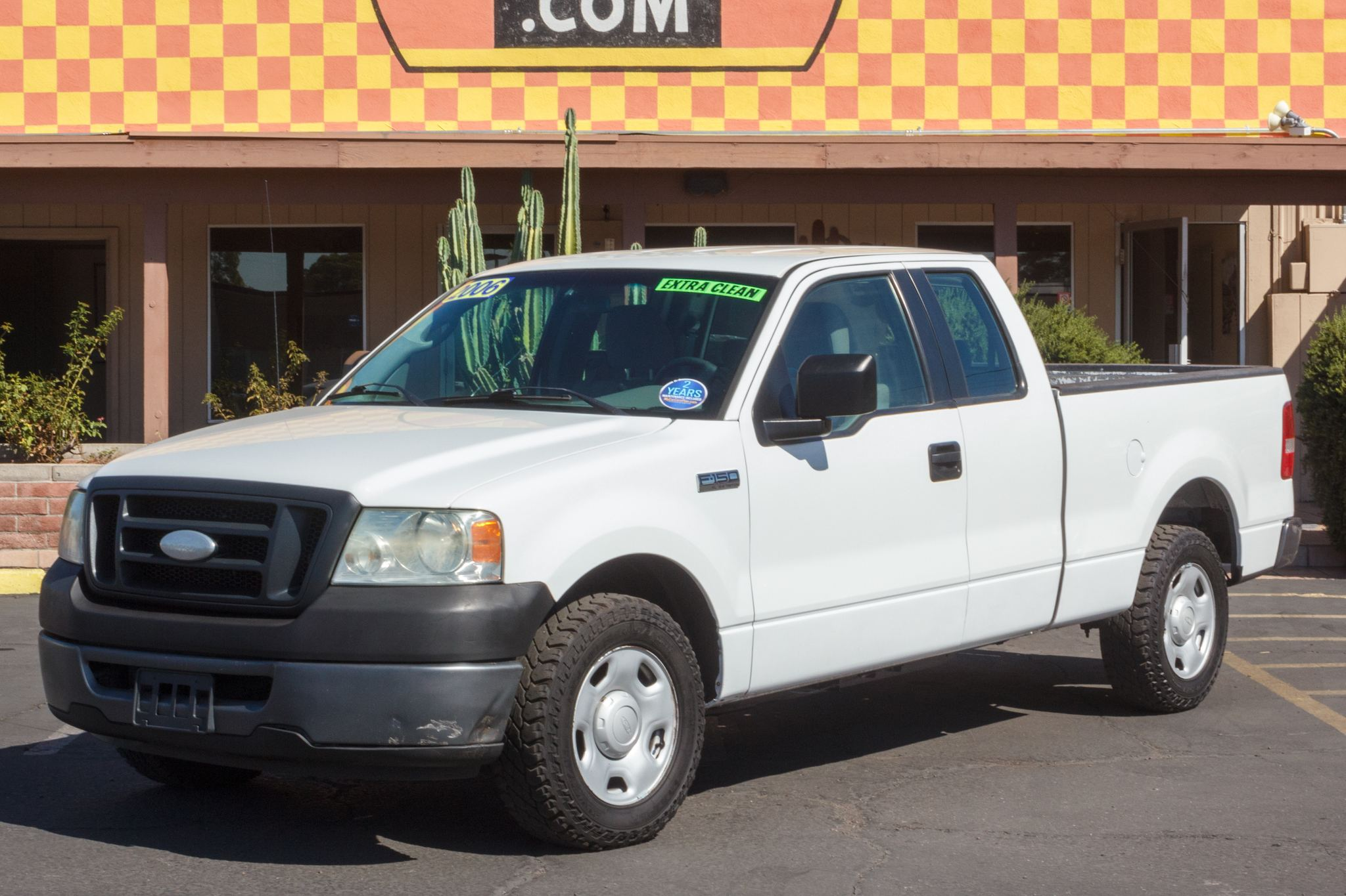 Photo of 2006 Ford F150 2WD Supercab XL