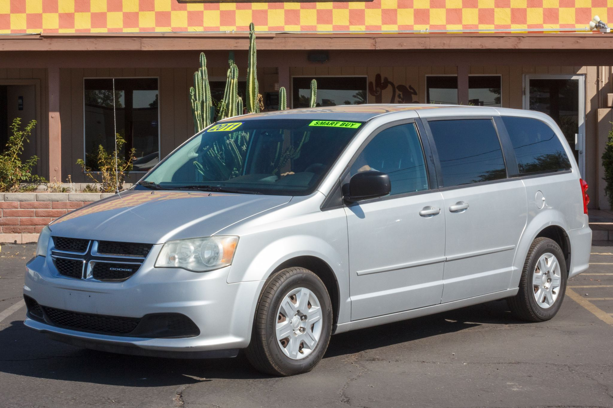 Photo of 2011 Dodge Grand Caravan 4d Wagon Express