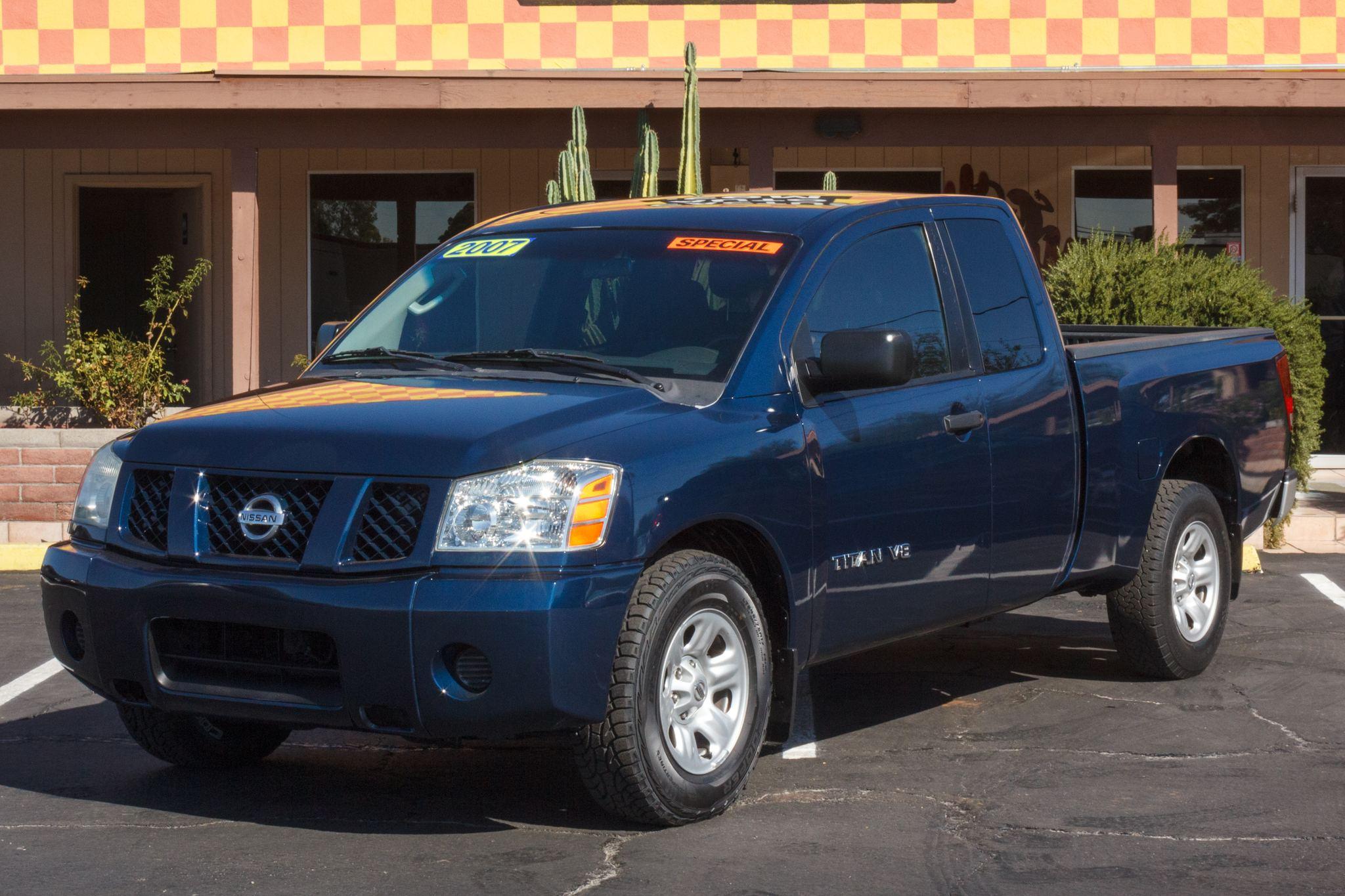 Photo of 2007 Nissan Titan 2WD King Cab XE