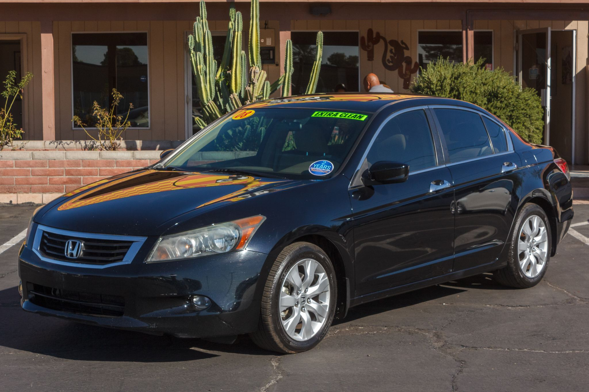 Photo of 2008 Honda Accord Sedan 4d EX V6