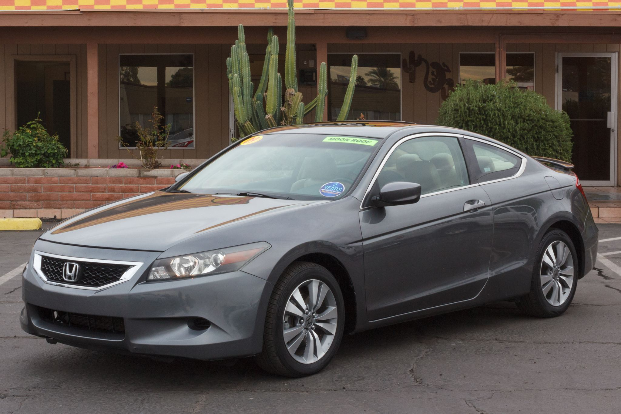 Photo of 2009 Honda Accord Coupe 2d EX-L 5spd