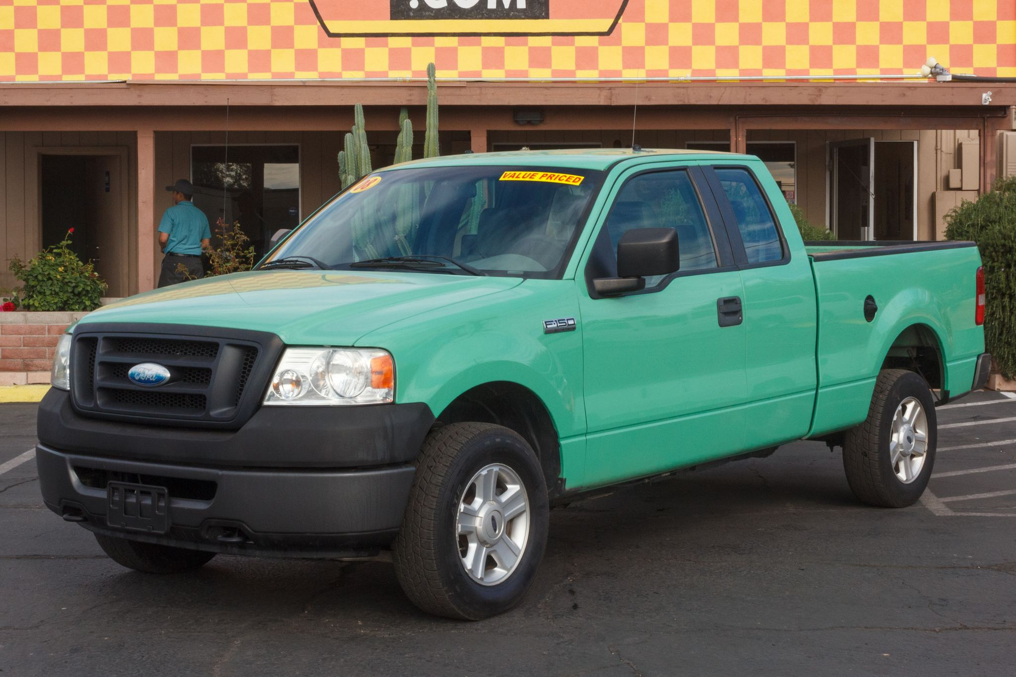 Photo of 2008 Ford F150 4WD Supercab XL