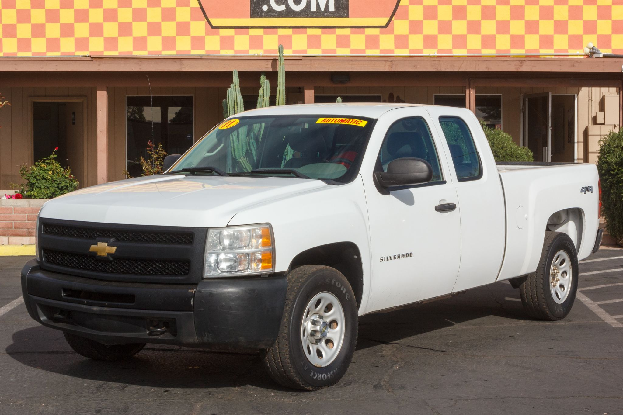 Photo of 2011 Chevrolet Silverado 1500 4WD Ext Cab Work Truck