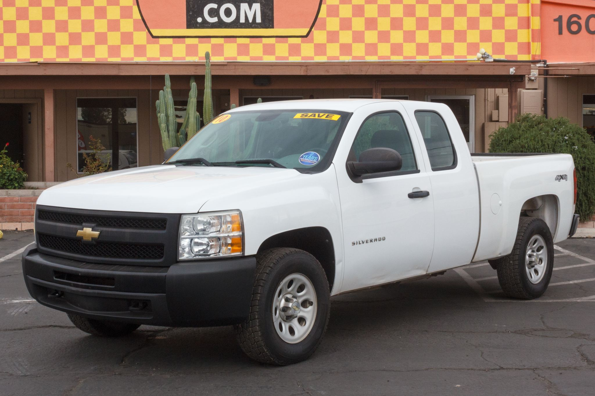 Photo of 2010 Chevrolet Silverado 1500 4WD Ext Cab Work Truck
