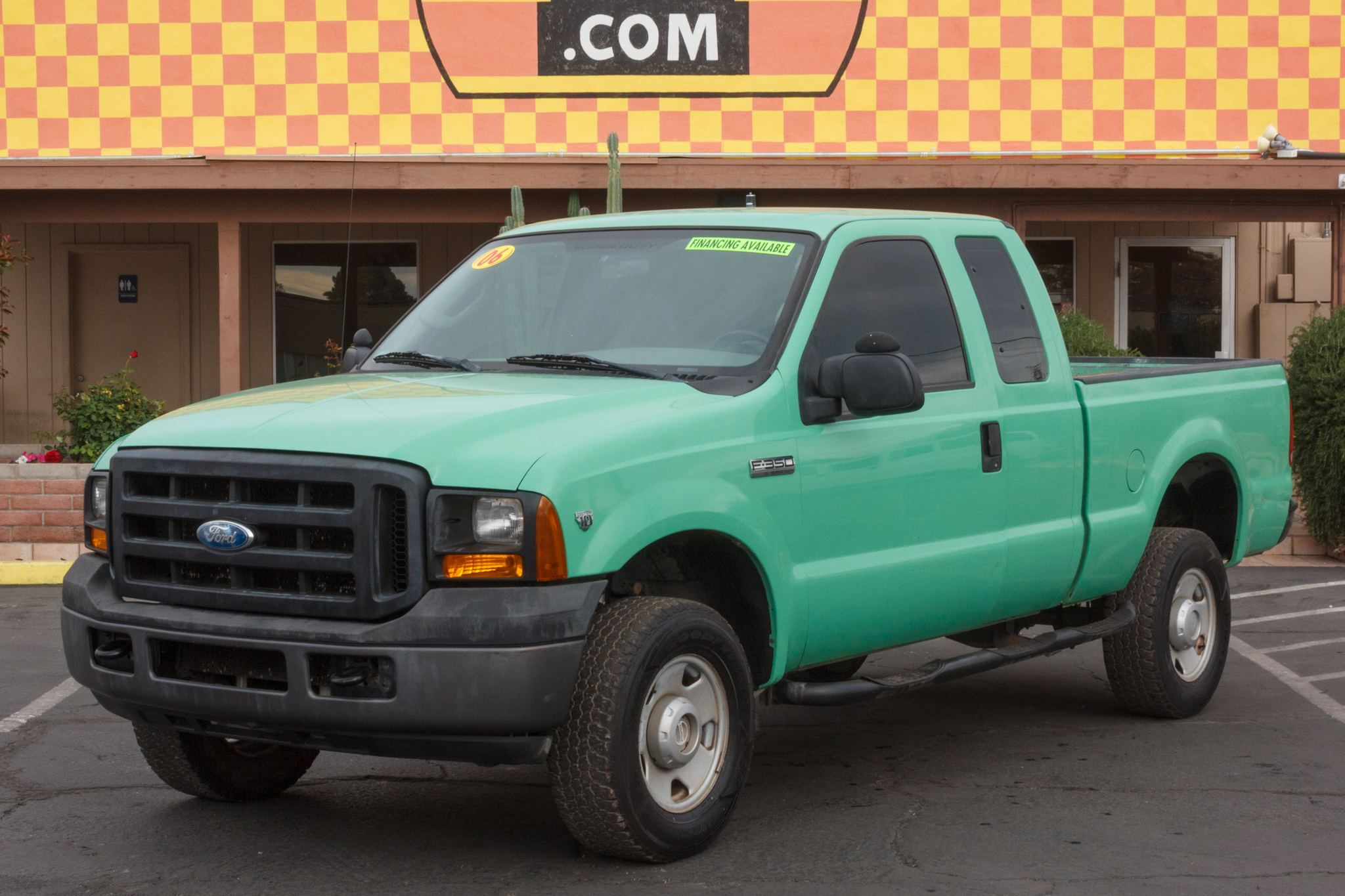 Photo of 2006 Ford F350 4WD Supercab XL SRW