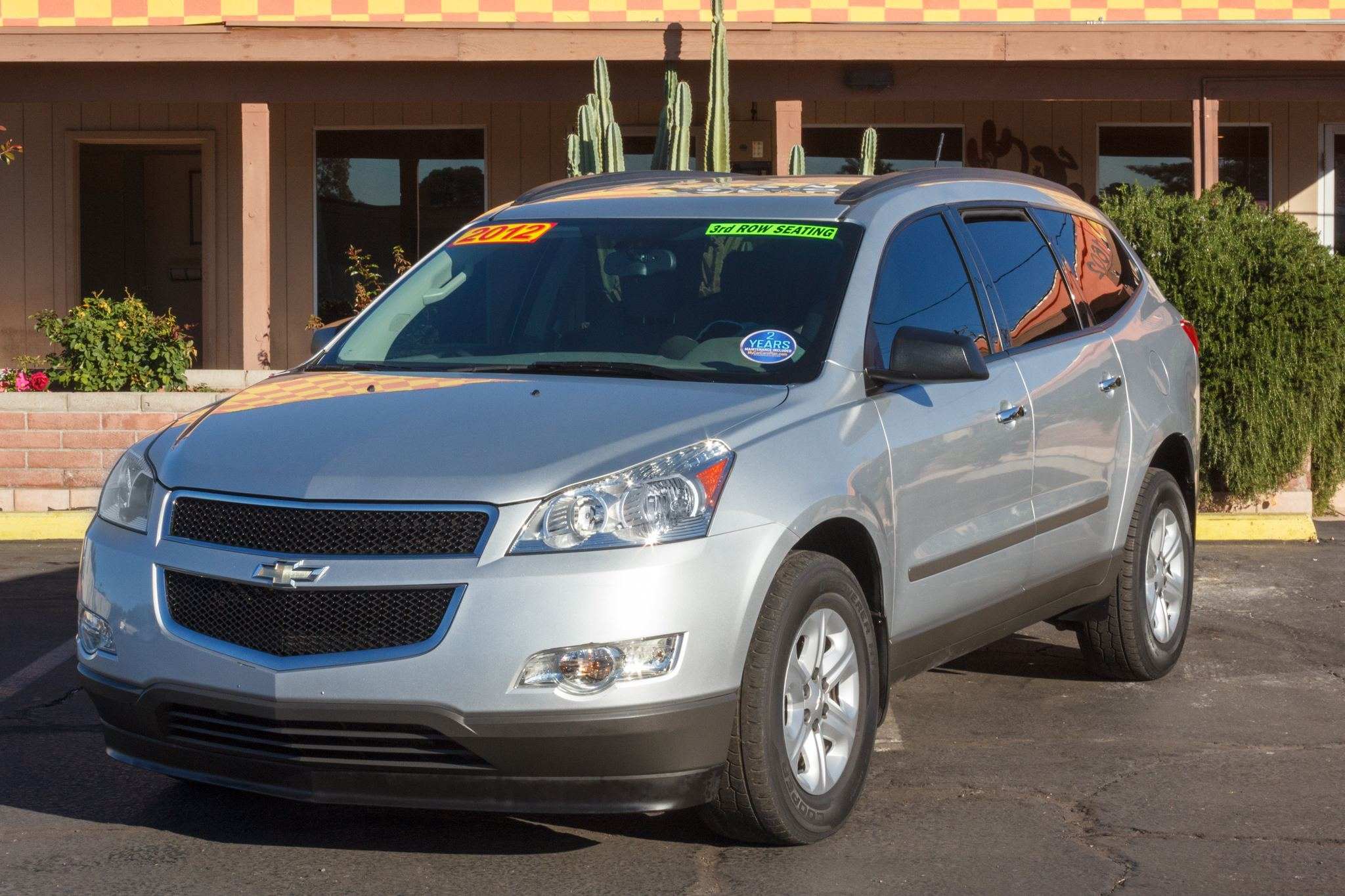 Photo of 2012 Chevrolet Traverse 4d SUV AWD LS