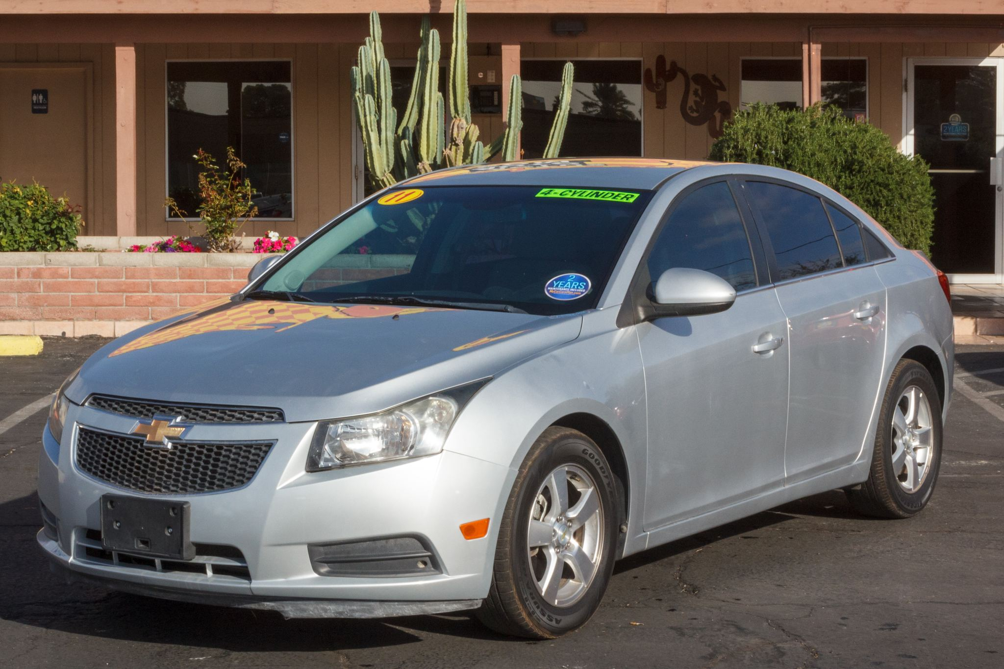 Photo of 2011 Chevrolet Cruze 4d Sedan LT w/1FL