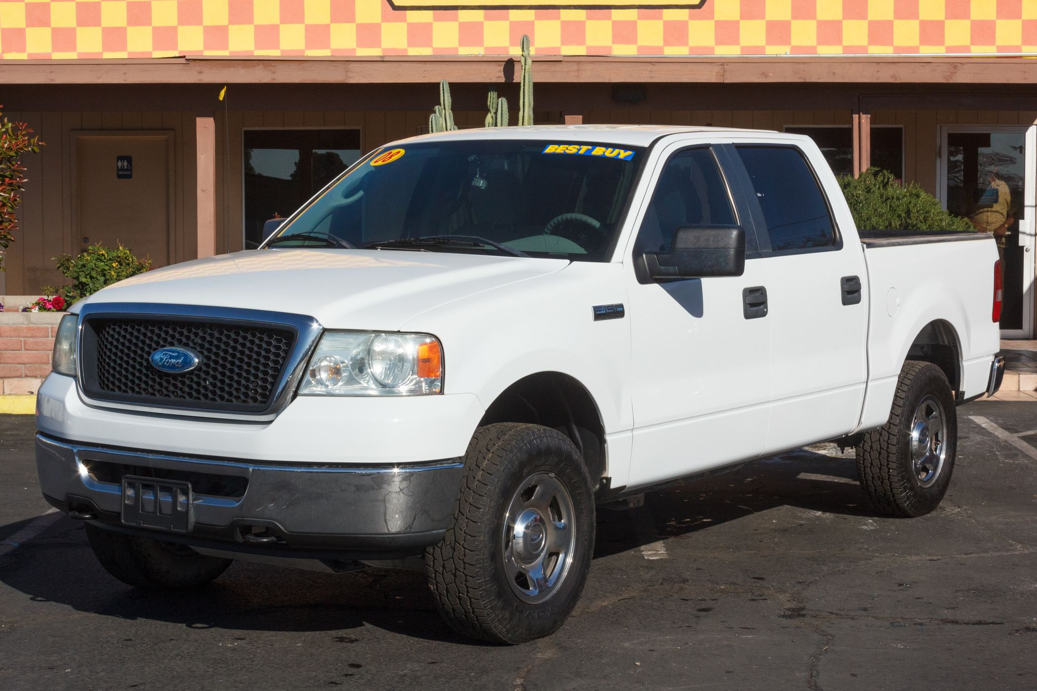 Photo of 2008 Ford F150 4WD Supercrew XLT 6 1/2