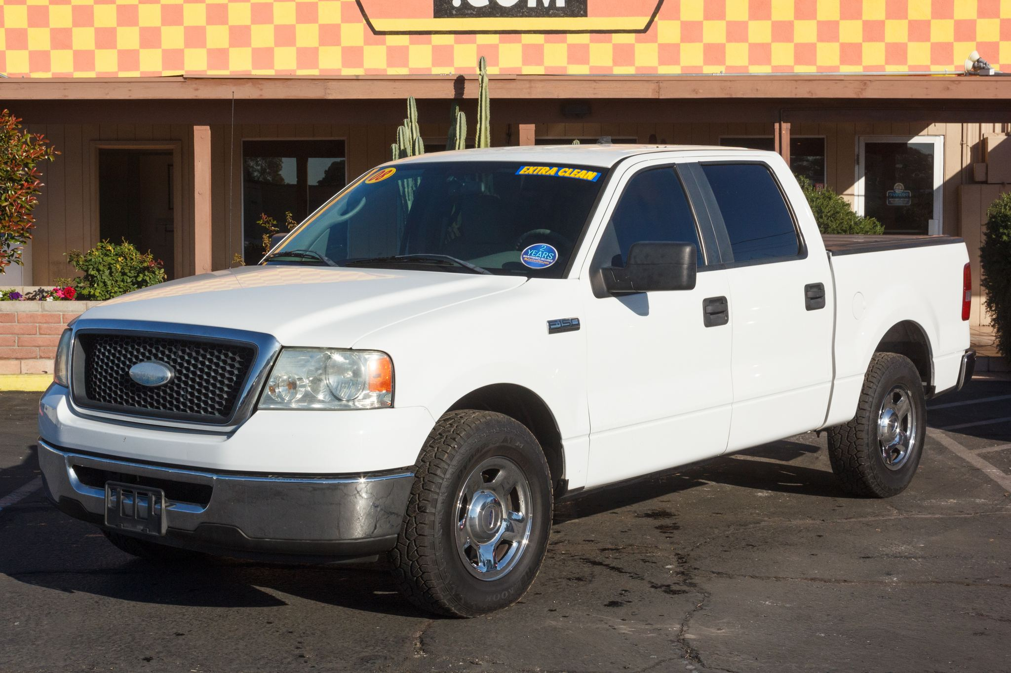 Photo of 2008 Ford F150 2WD Supercrew XLT 6 1/2