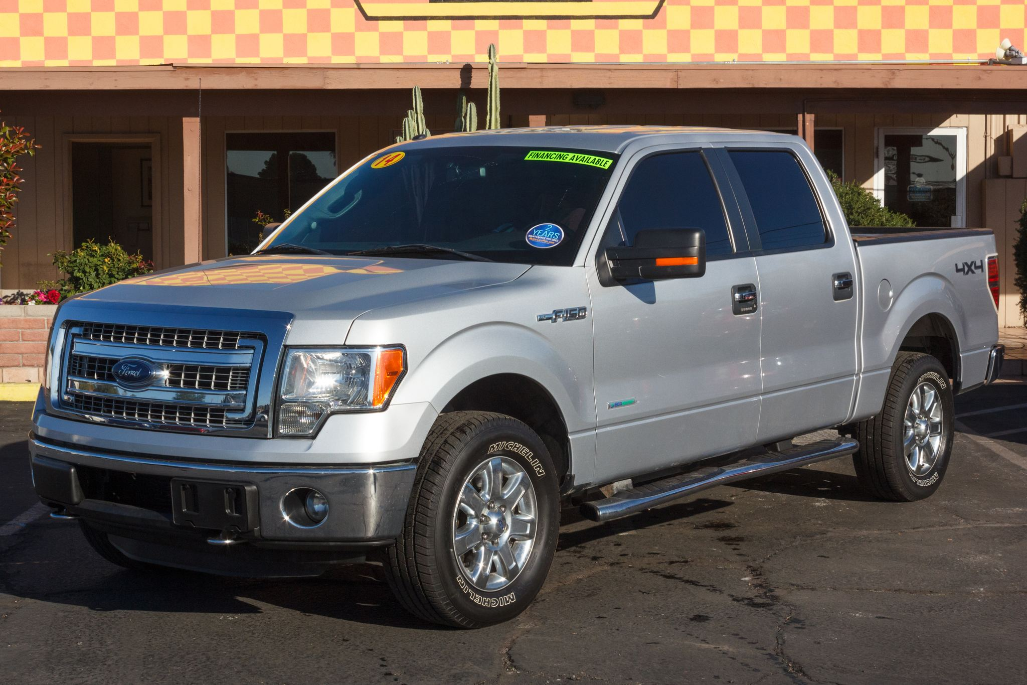 Photo of 2013 Ford F150 4WD Supercrew XLT 5 1/2