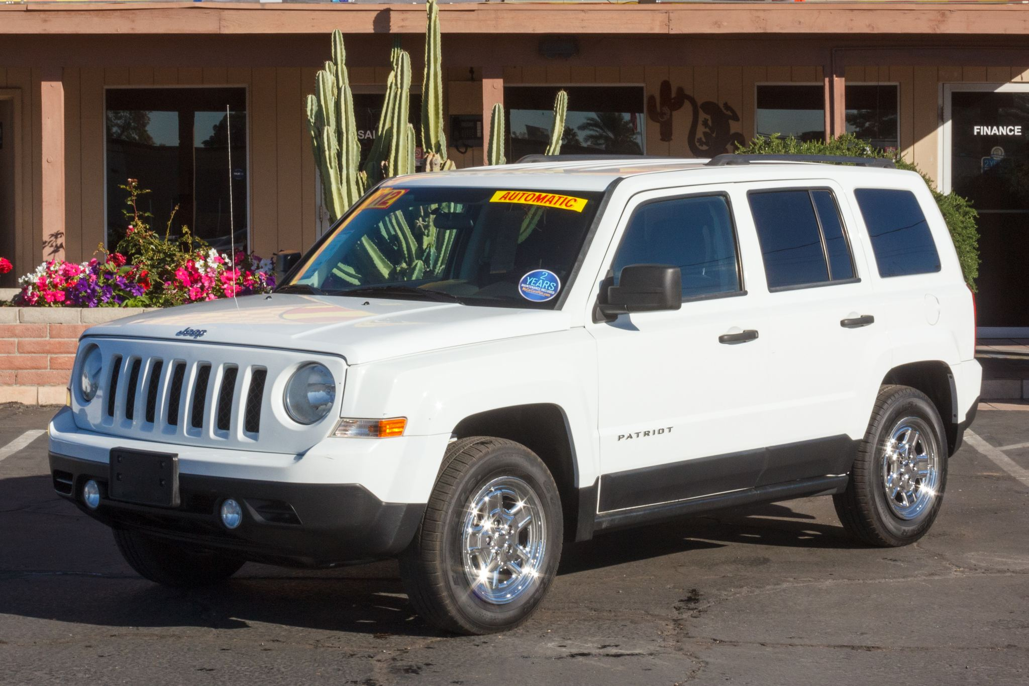 Photo of 2012 Jeep Patriot 4d SUV FWD Sport